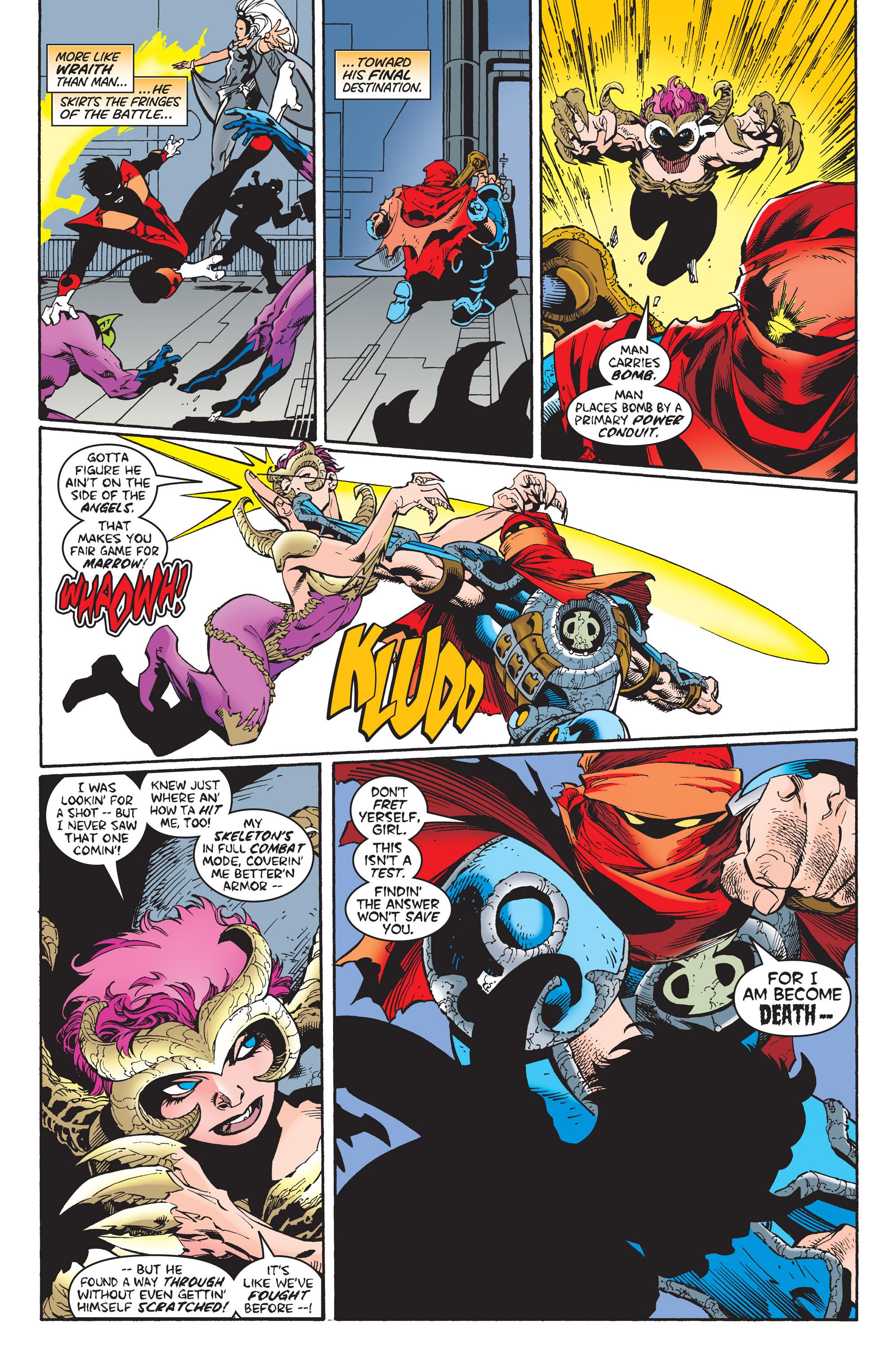 X-Men (1991) 95 Page 17