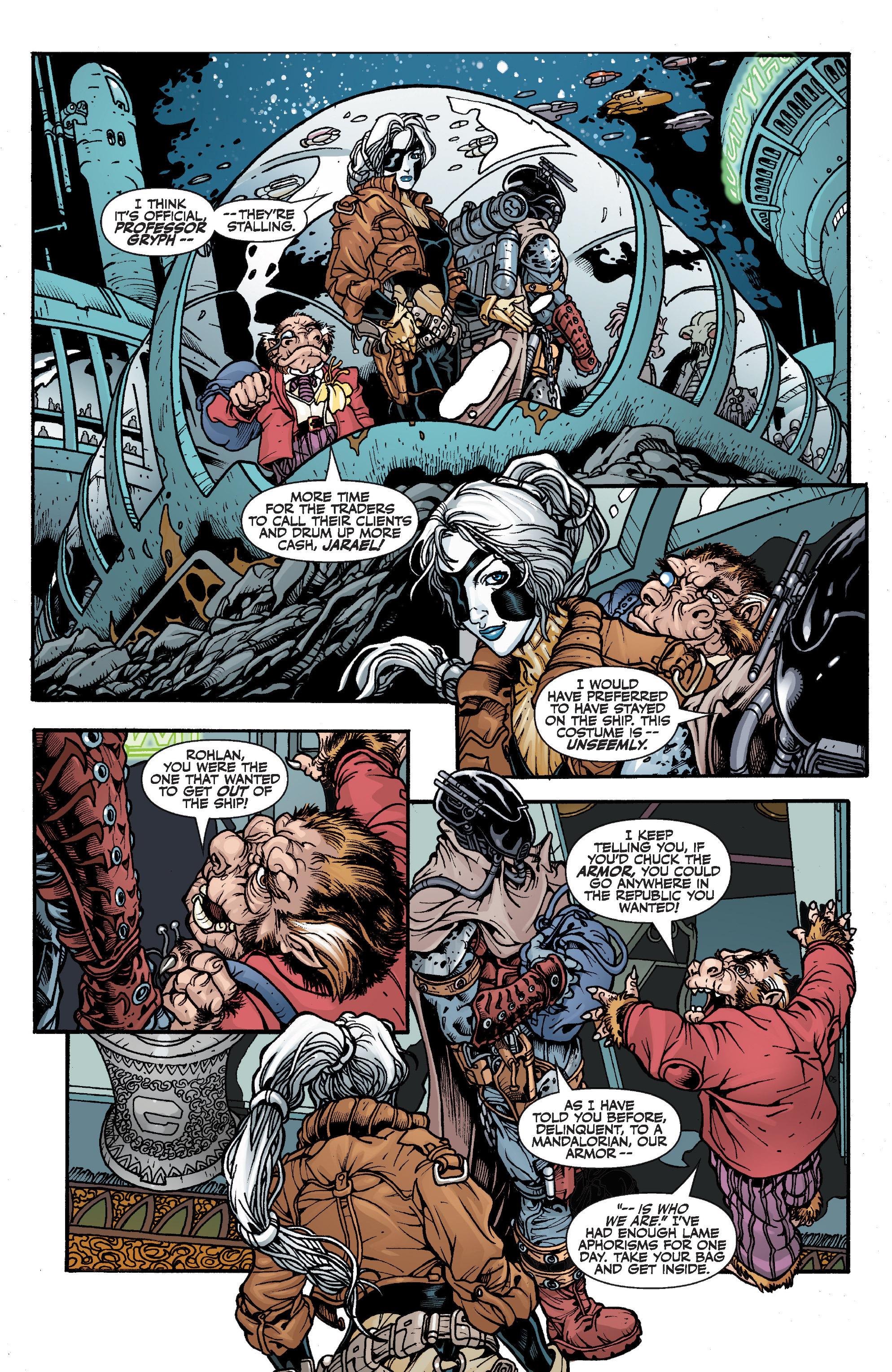 Read online Star Wars Omnibus comic -  Issue # Vol. 32 - 410