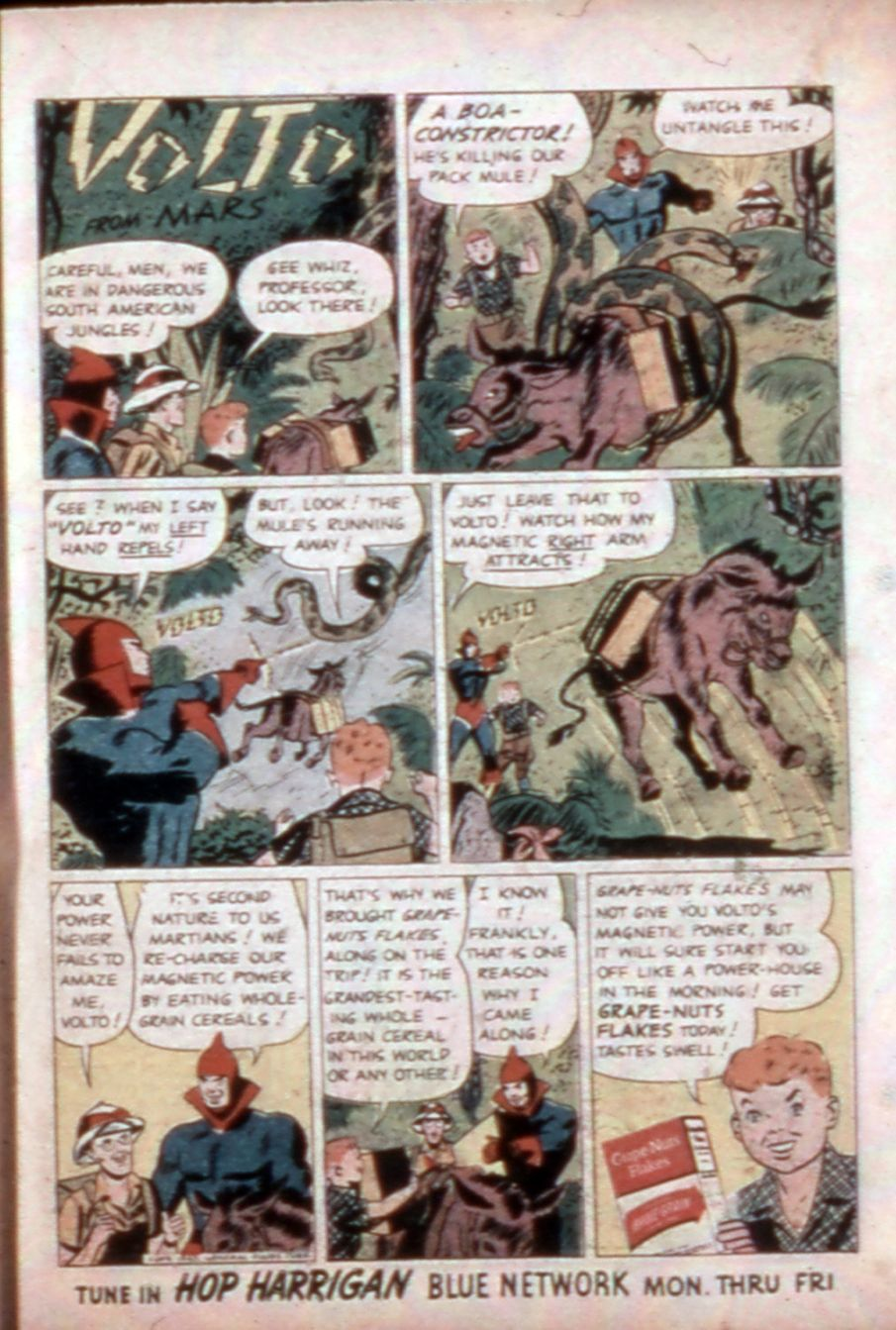Star Spangled Comics (1941) issue 43 - Page 38