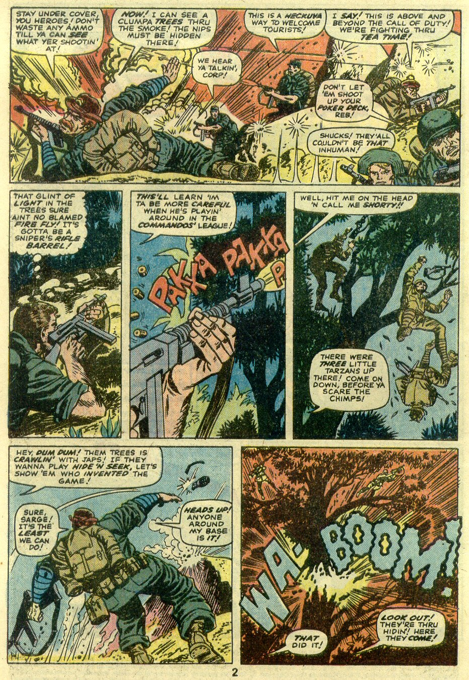 Read online Sgt. Fury comic -  Issue #125 - 4