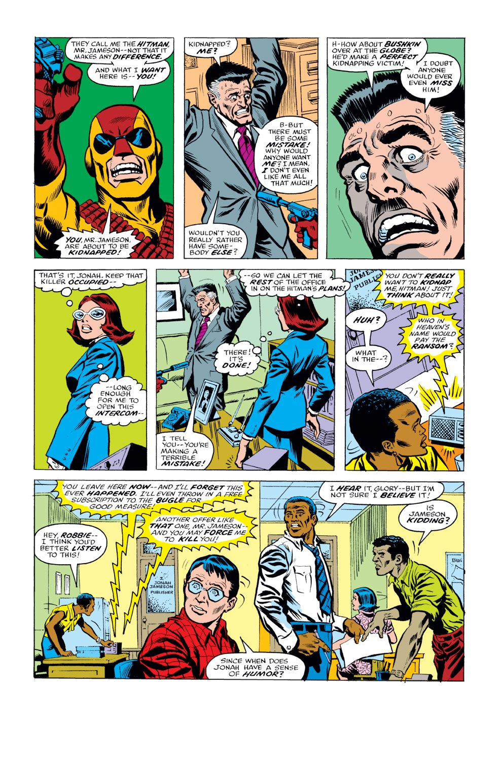 The Amazing Spider-Man (1963) 174 Page 9