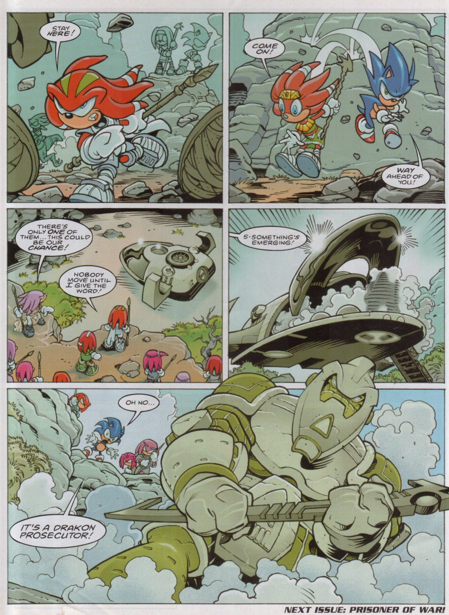 Read online Sonic the Comic comic -  Issue #179 - 8