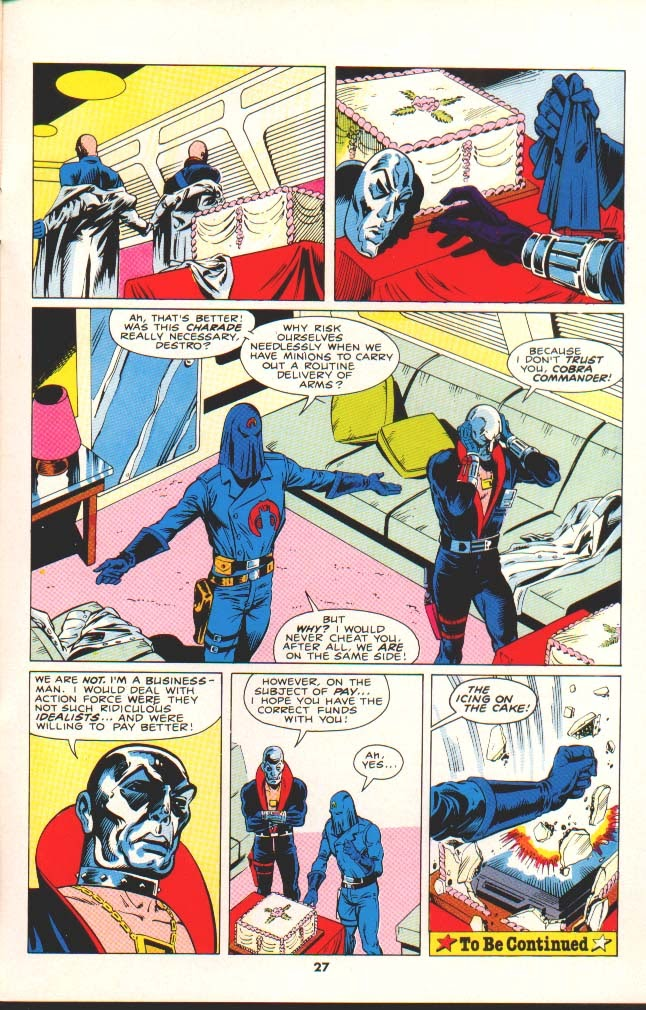 G.I. Joe European Missions issue 7 - Page 25