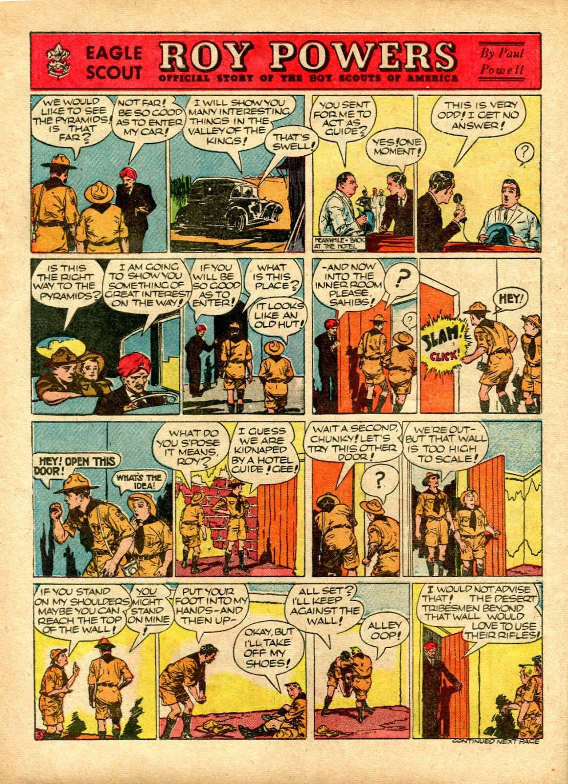 Read online Famous Funnies comic -  Issue #72 - 8
