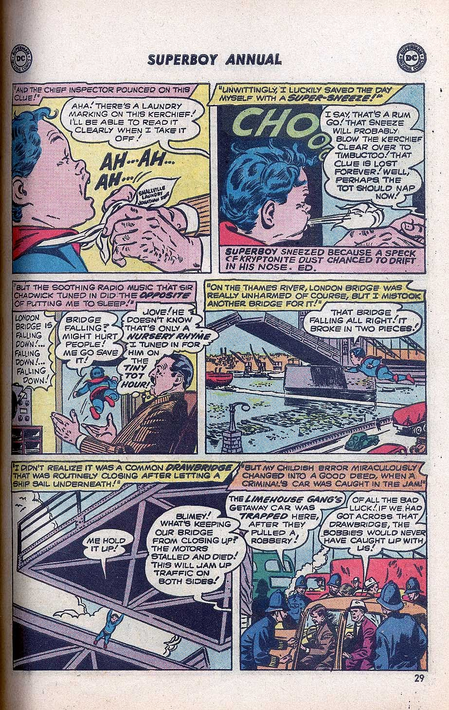 Superboy (1949) issue Annual 1 - Page 31