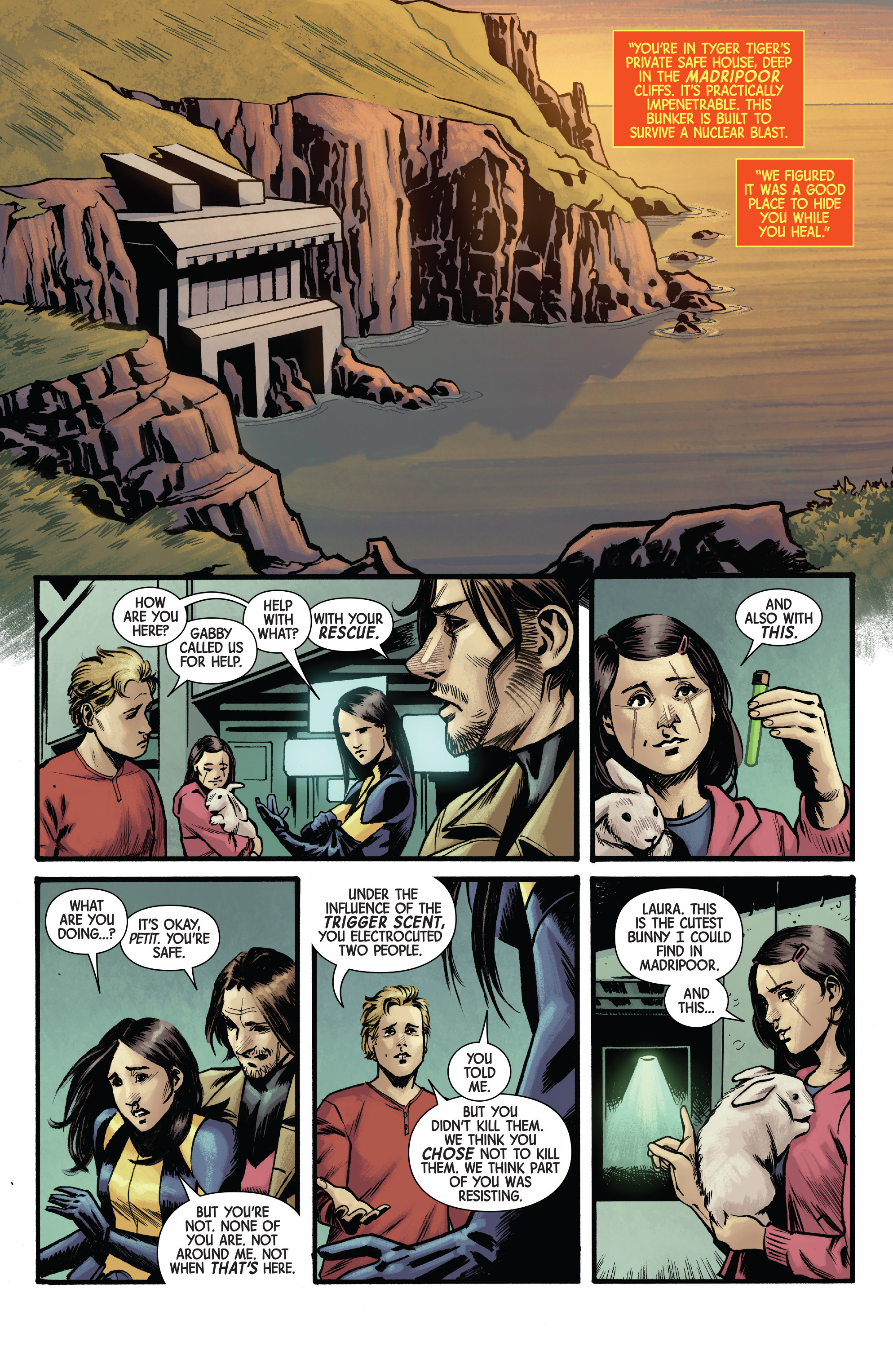 Read online All-New Wolverine (2016) comic -  Issue #17 - 6