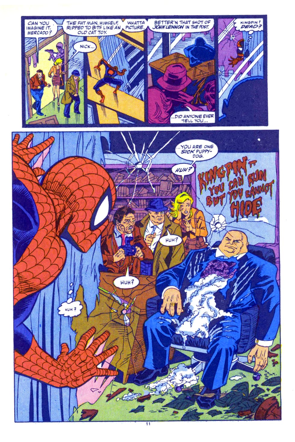 Web of Spider-Man (1985) Issue #54 #64 - English 9