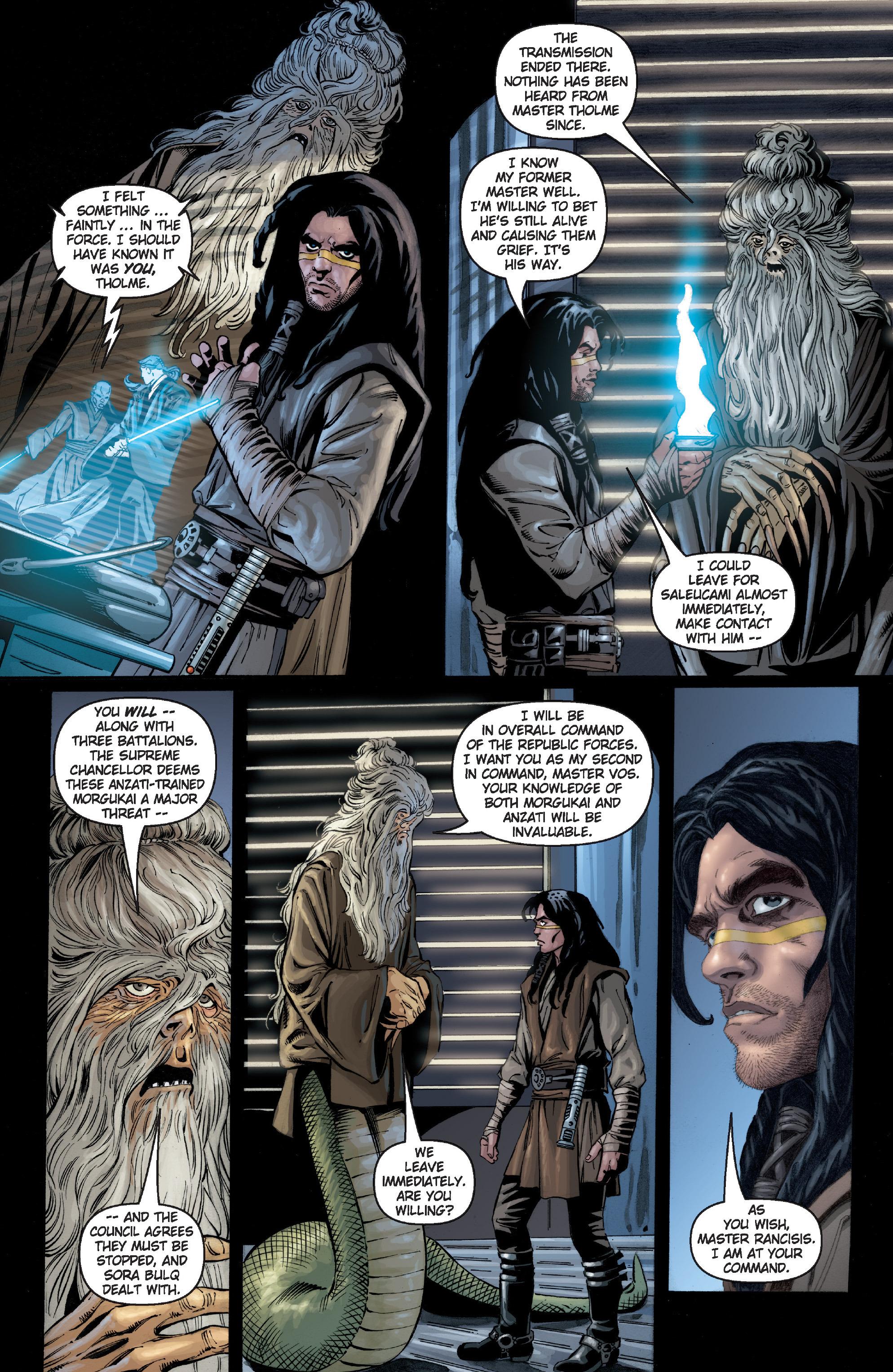 Read online Star Wars Omnibus comic -  Issue # Vol. 26 - 254