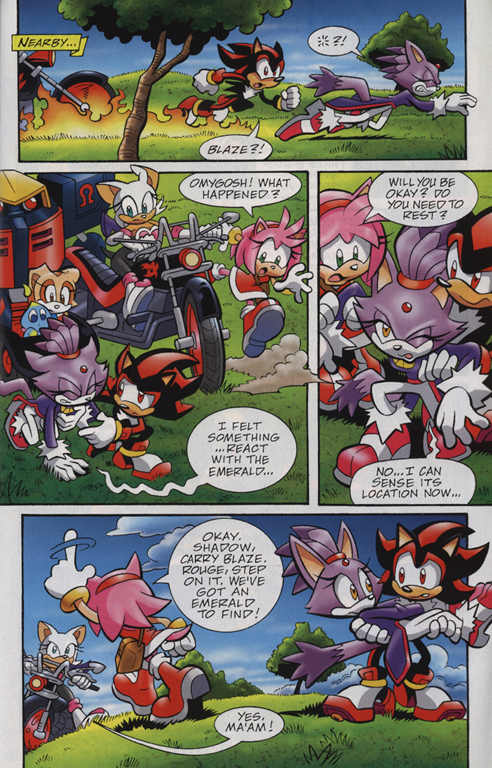 Read online Sonic Universe comic -  Issue #23 - 17