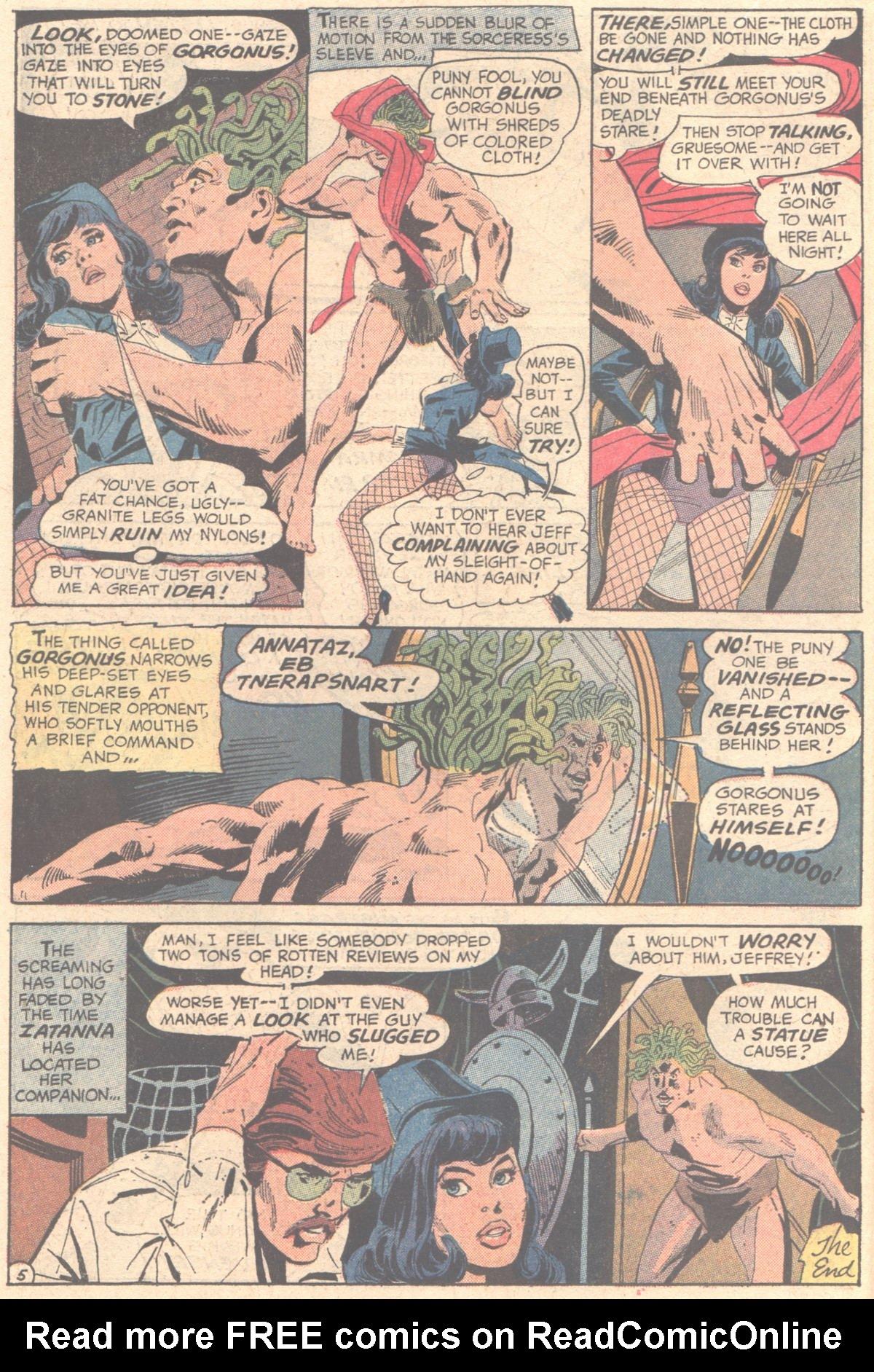 Read online Adventure Comics (1938) comic -  Issue #419 - 32