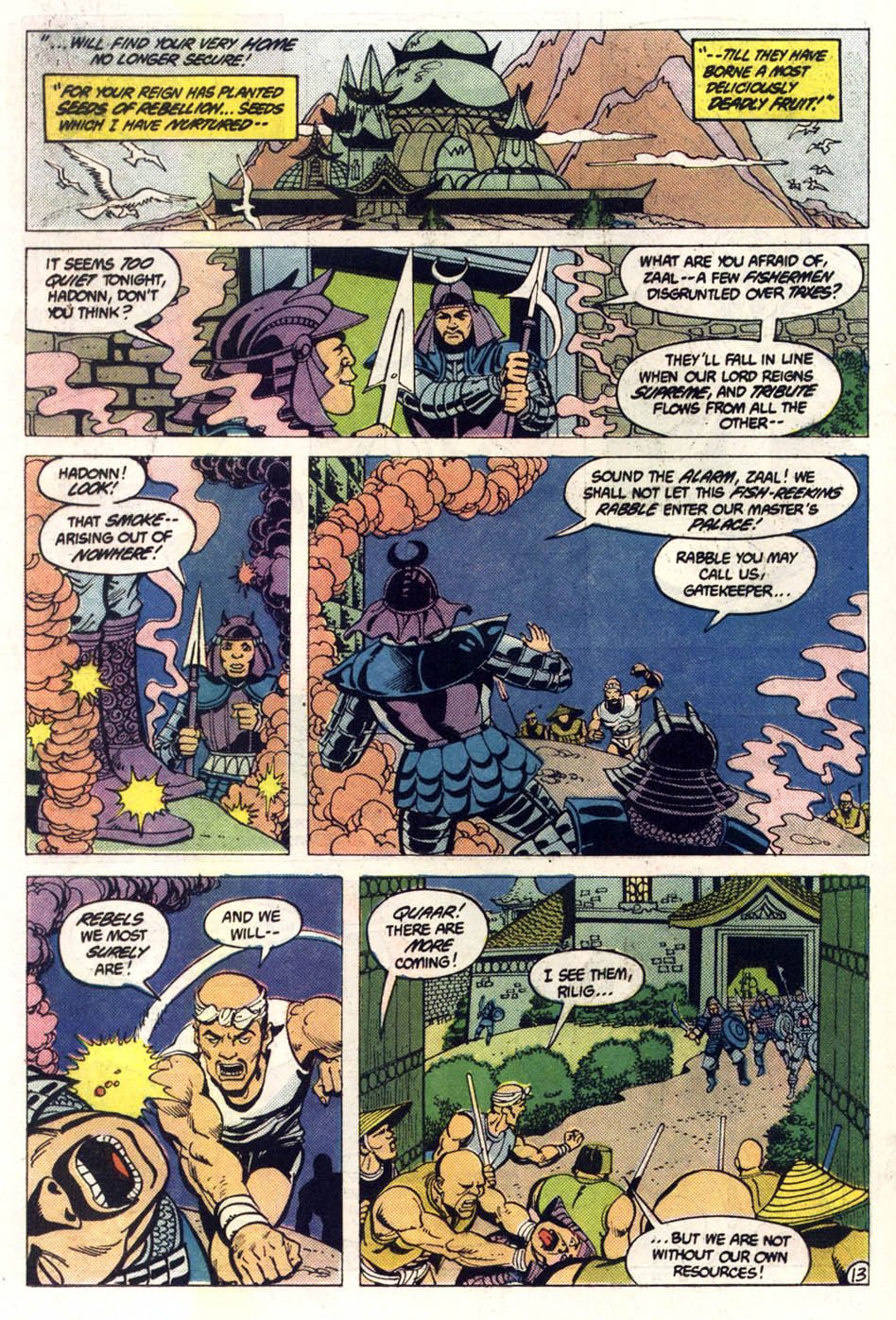 Read online Amethyst (1985) comic -  Issue #2 - 14