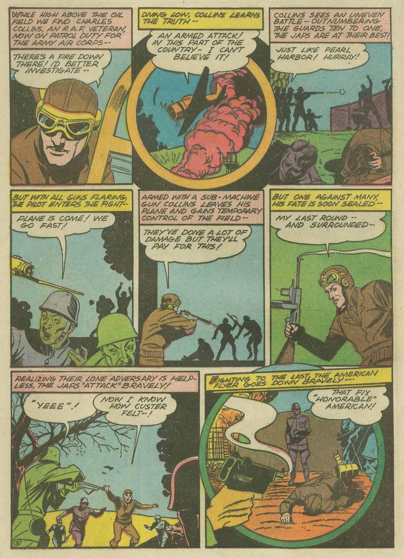 Read online Sensation (Mystery) Comics comic -  Issue #9 - 38