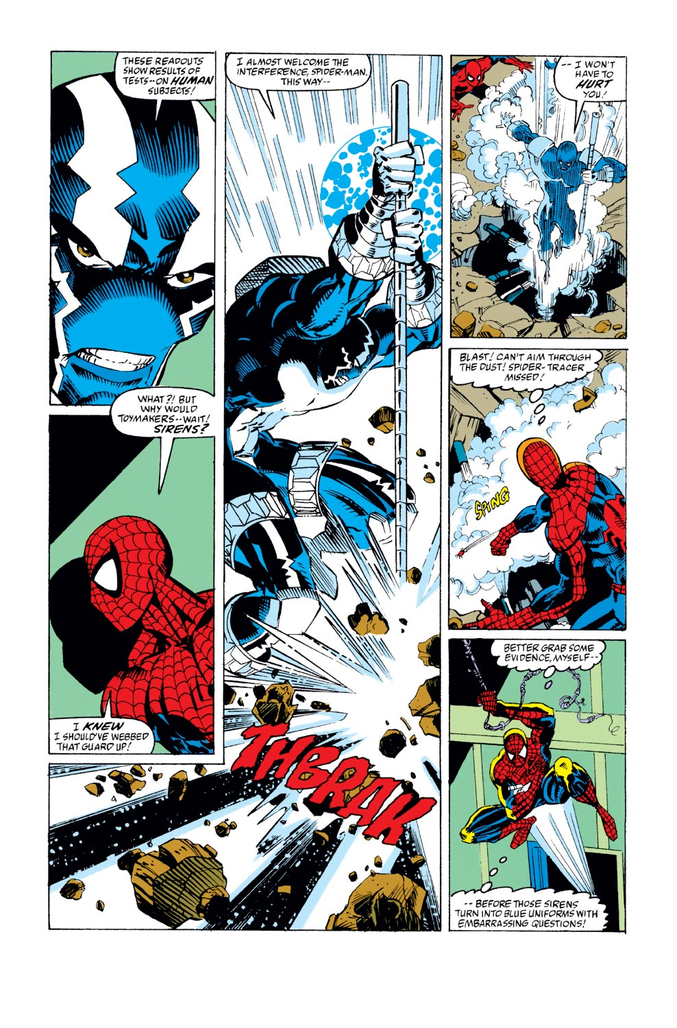 The Amazing Spider-Man (1963) 360 Page 6