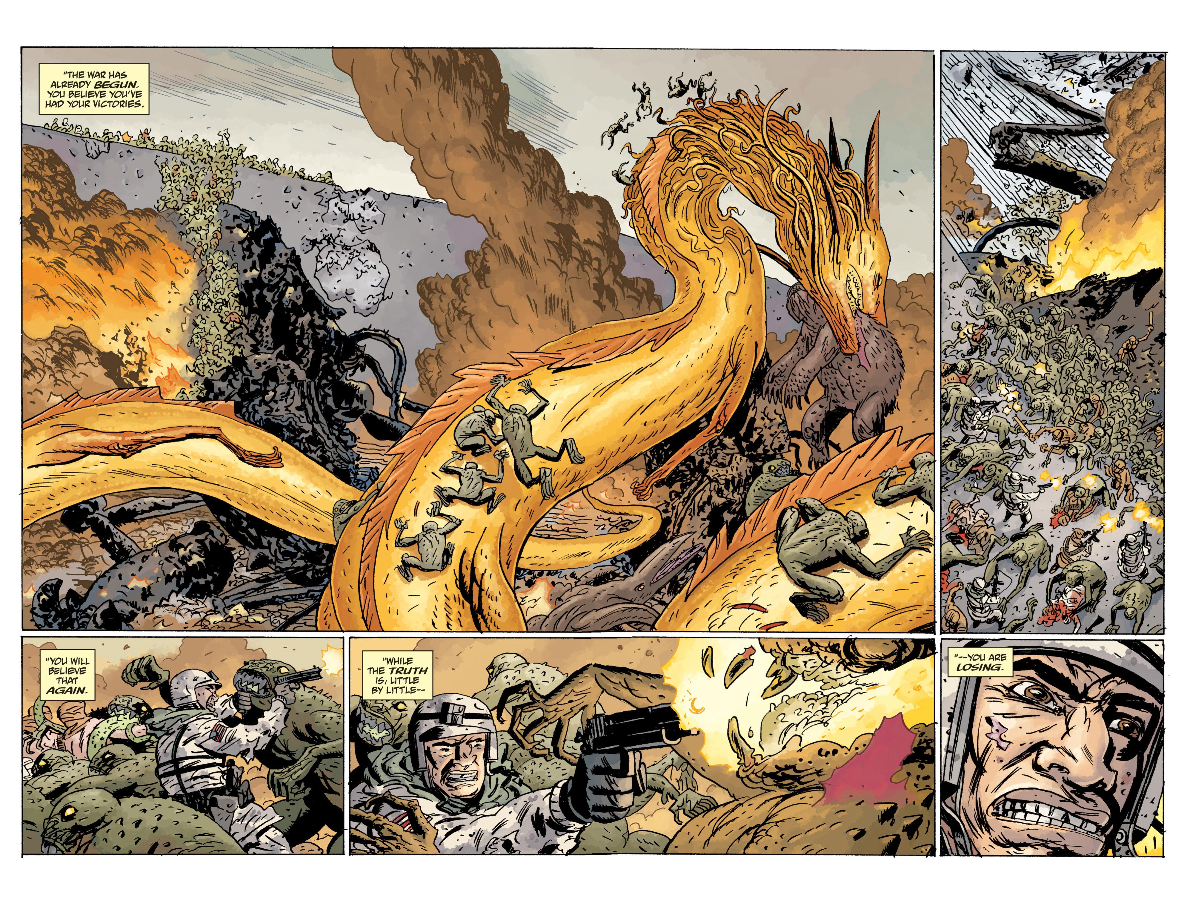 Read online B.P.R.D. (2003) comic -  Issue # TPB 11 - 103