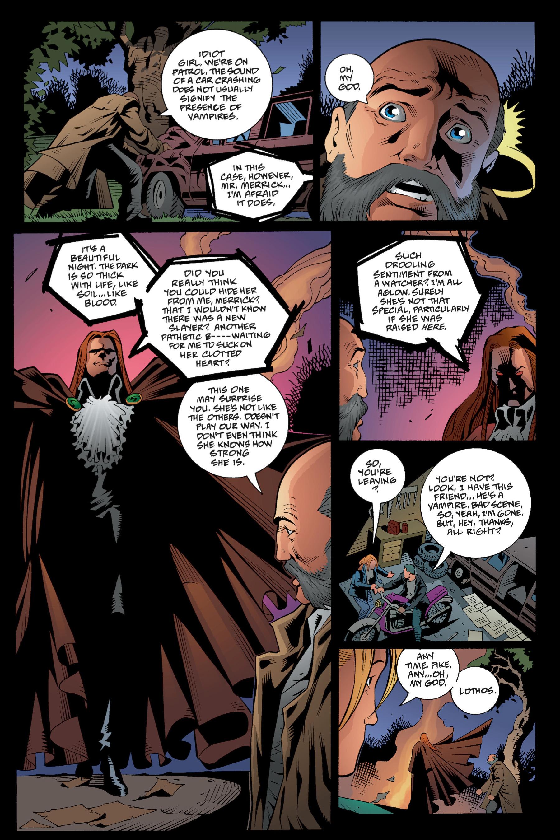 Read online Buffy the Vampire Slayer: Omnibus comic -  Issue # TPB 1 - 77