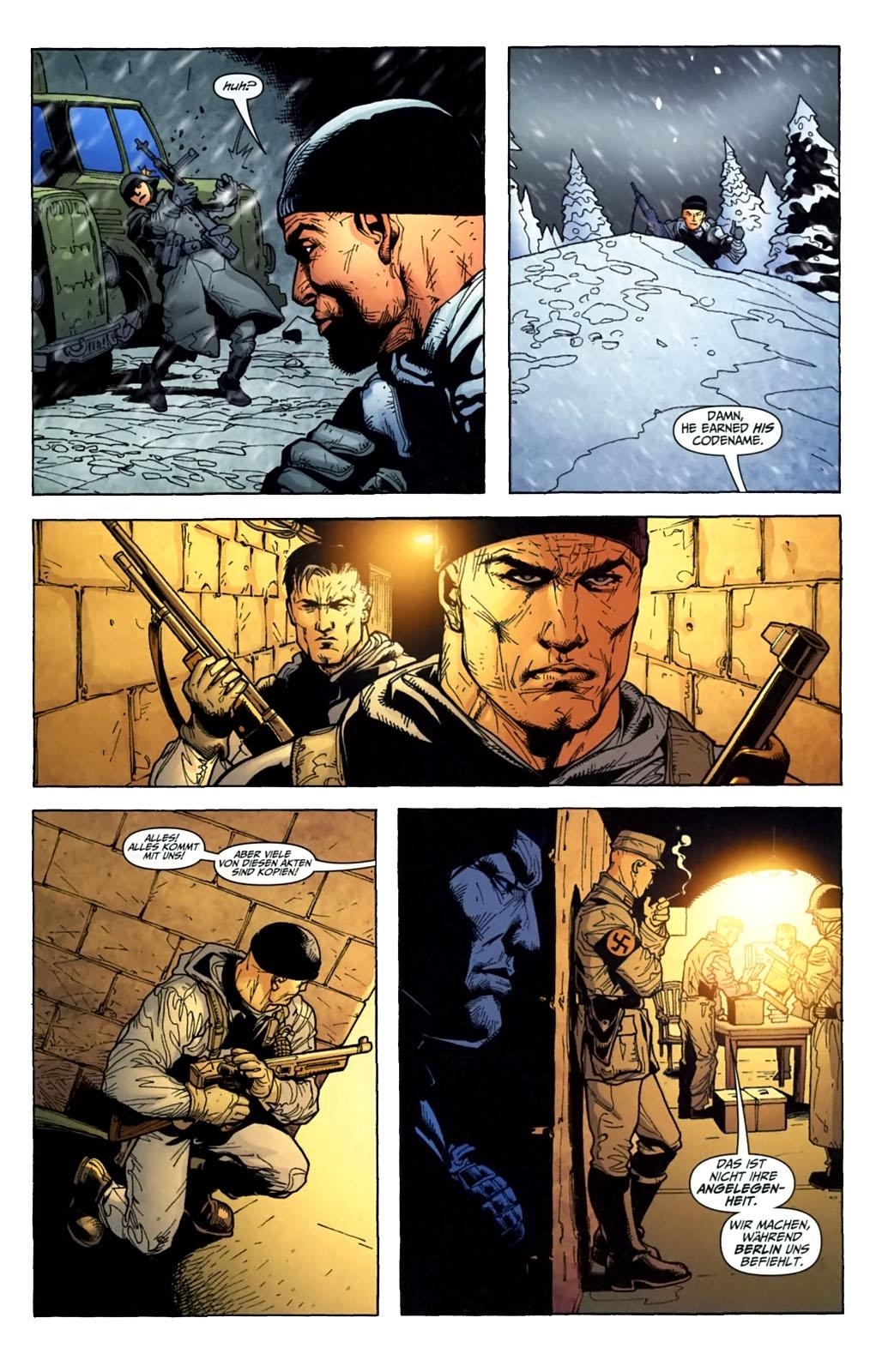 Read online Team Zero comic -  Issue #3 - 16