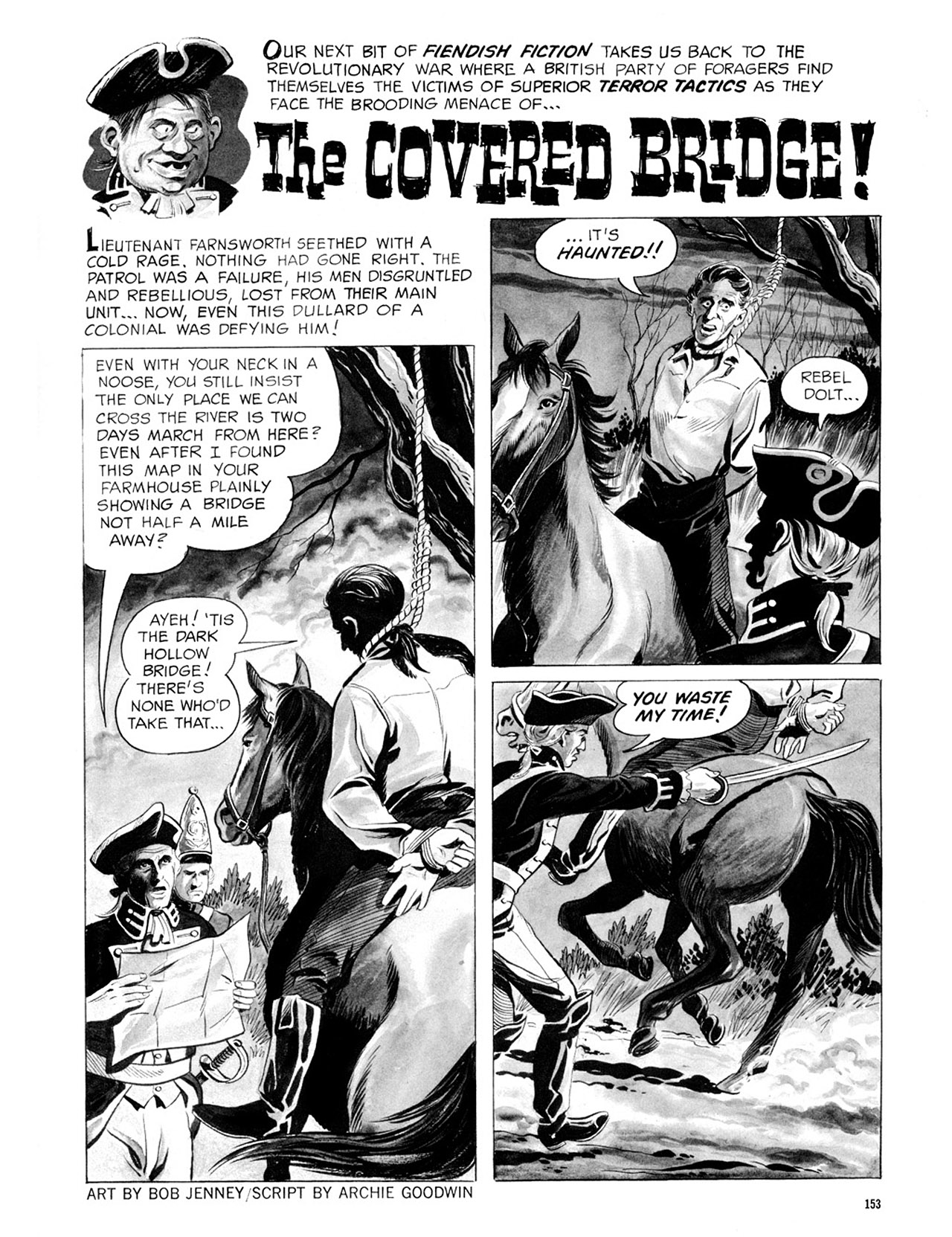 Read online Eerie Archives comic -  Issue # TPB 2 - 154