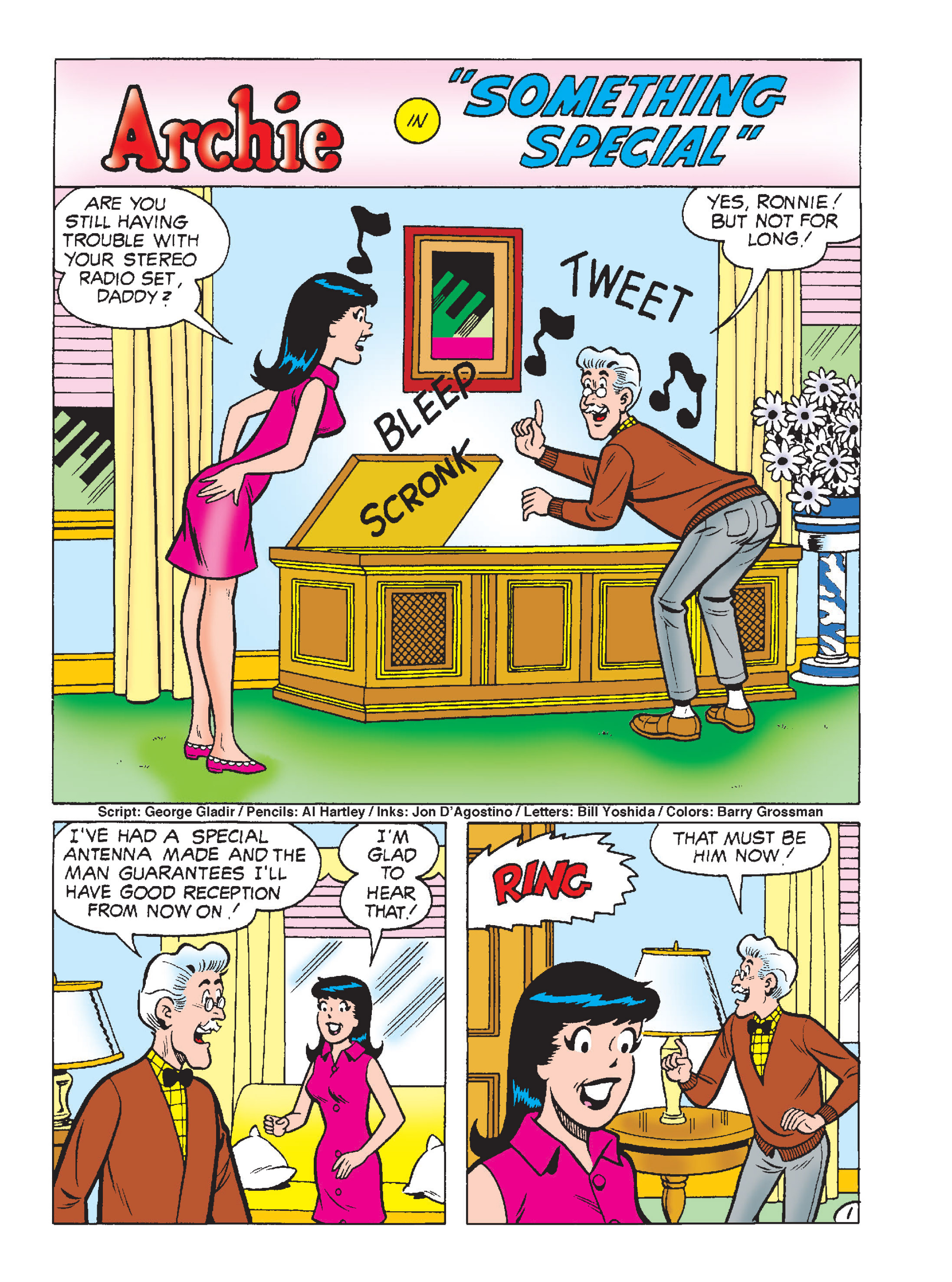 Read online Archie 1000 Page Comics Blowout! comic -  Issue # TPB (Part 1) - 250