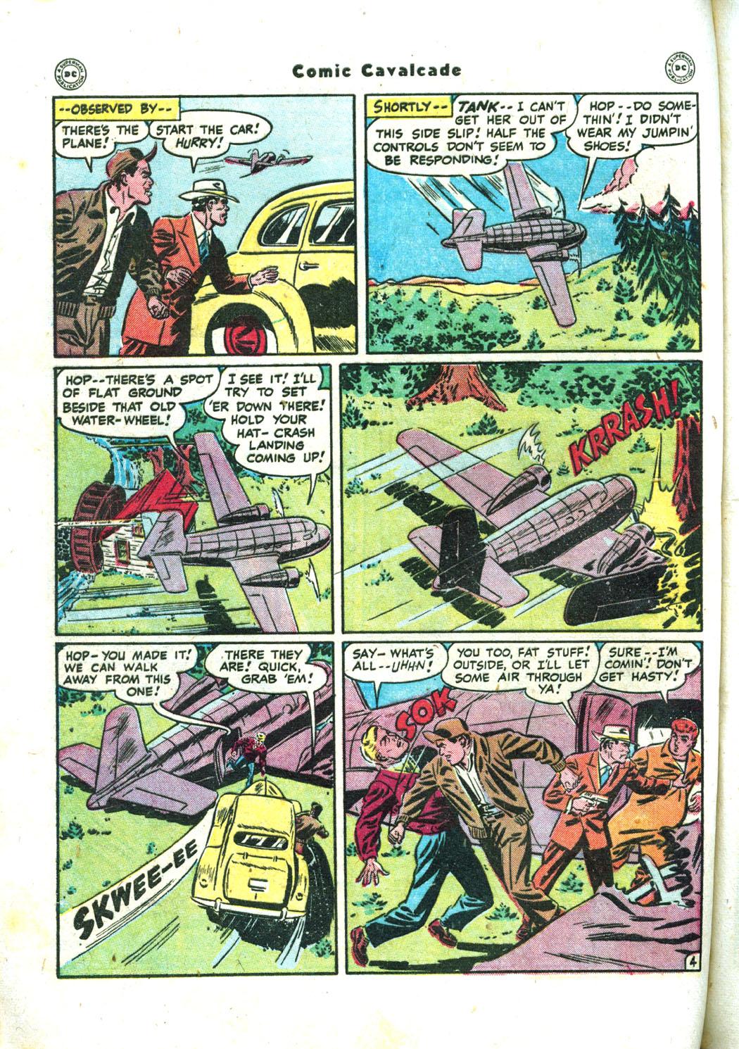 Comic Cavalcade issue 26 - Page 52