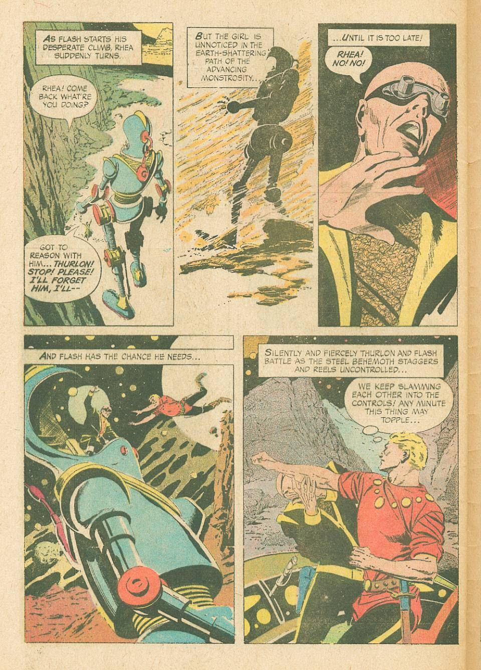Flash Gordon (1966) issue 4 - Page 32