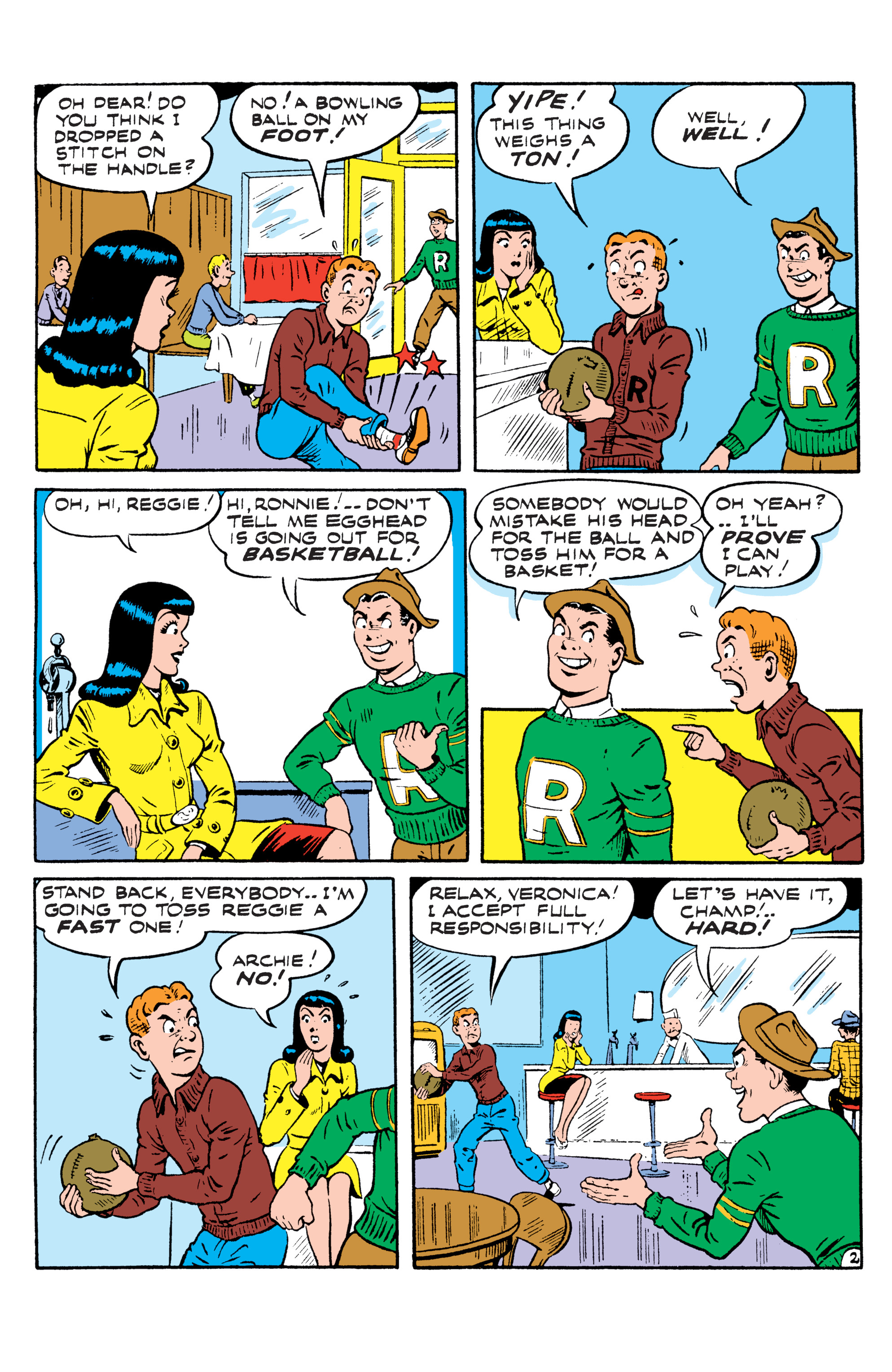 Read online Archie (2015) comic -  Issue #5 - 27