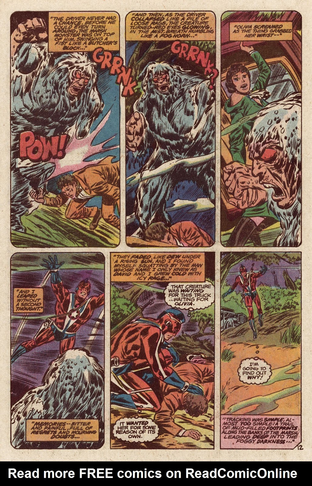 Steel, The Indestructible Man issue 5 - Page 18