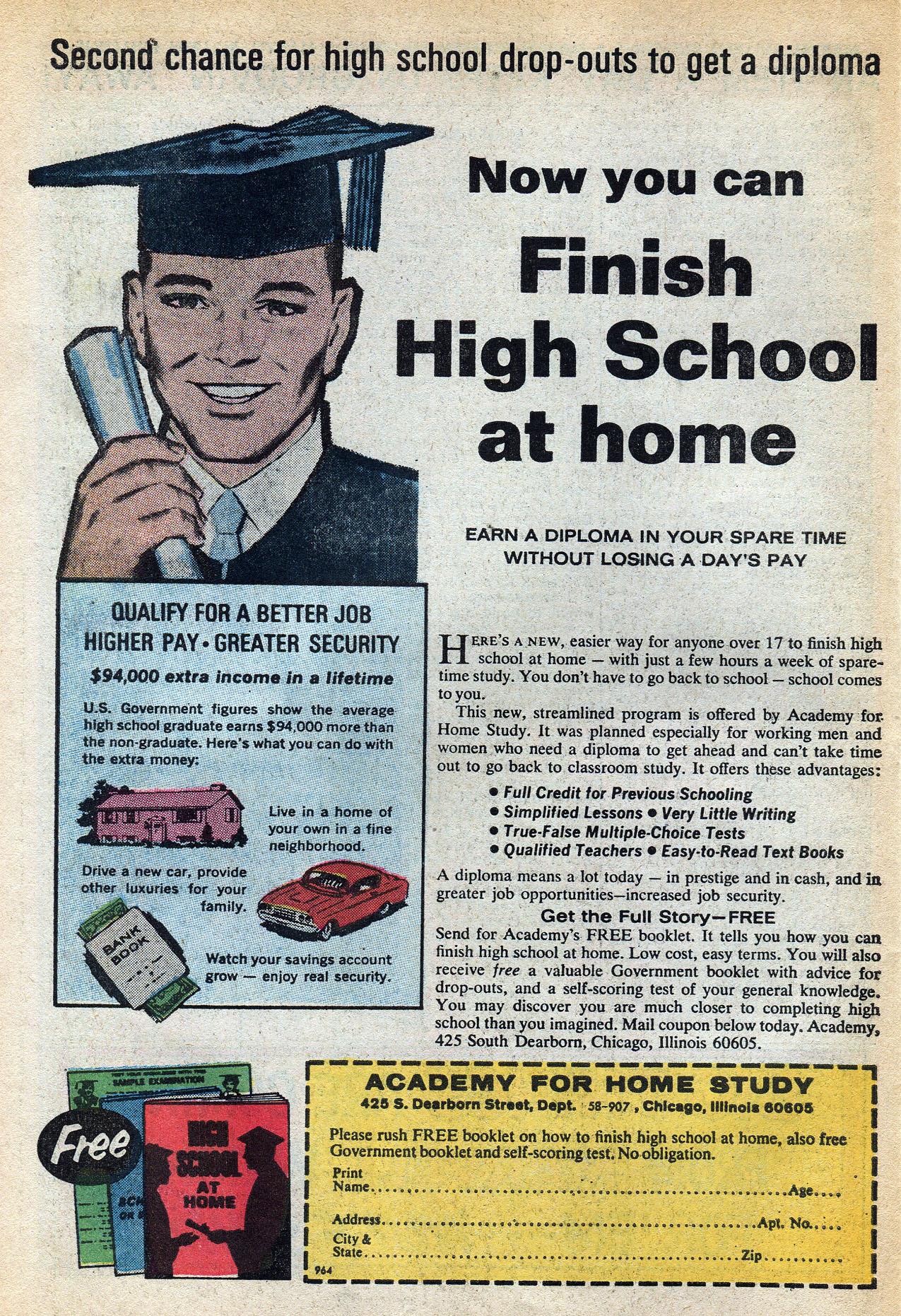 Read online Amazing Adventures (1970) comic -  Issue #3 - 34