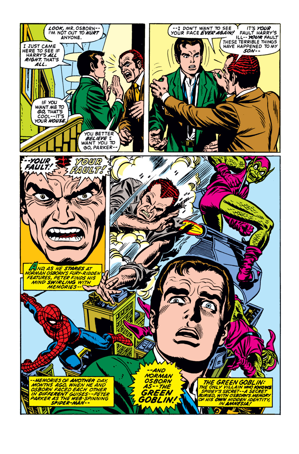 The Amazing Spider-Man (1963) 121 Page 4