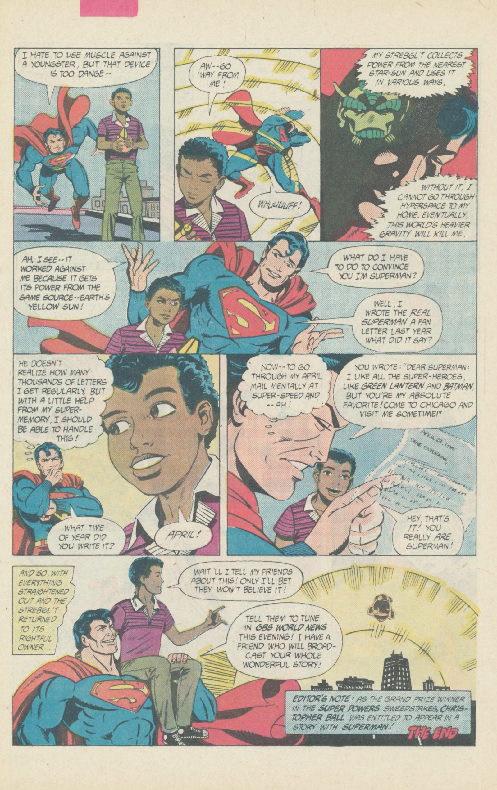 Read online Action Comics (1938) comic -  Issue #580 - 22