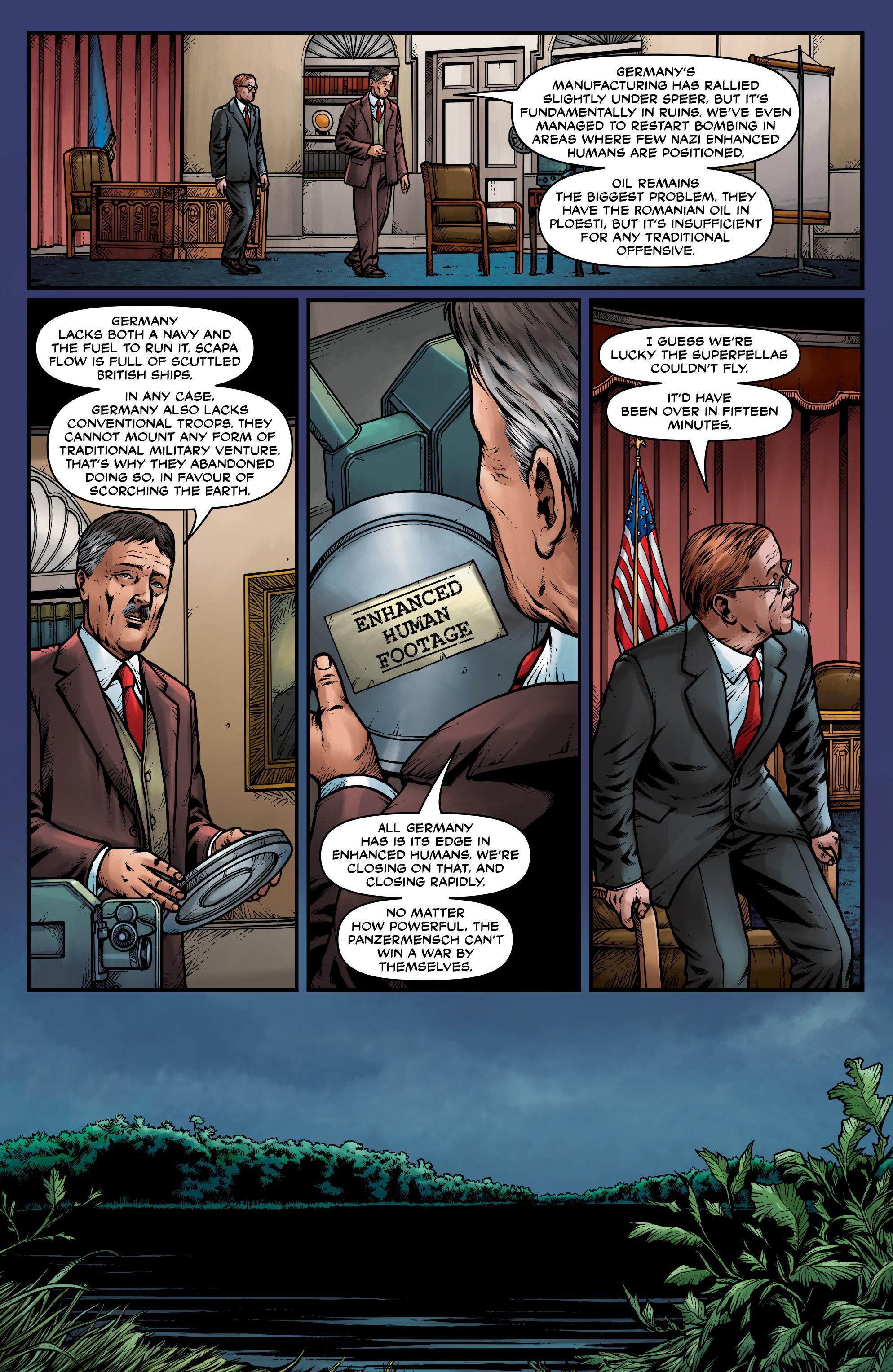 Read online Uber: Invasion comic -  Issue #1 - 6
