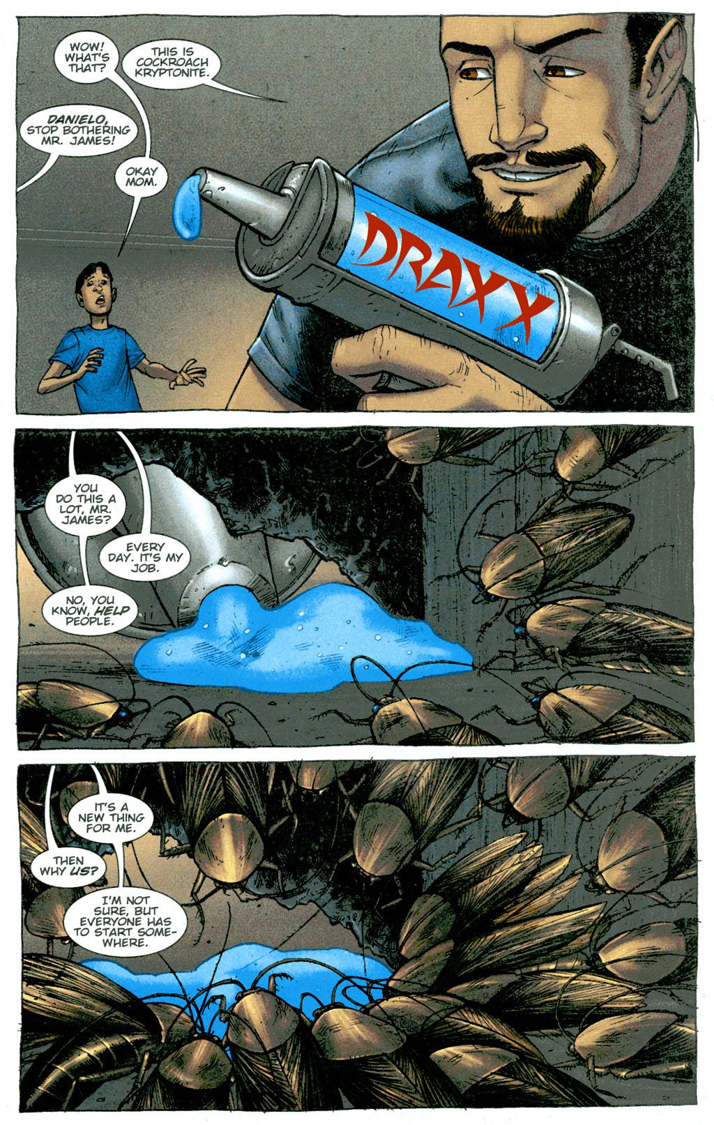 Read online The Exterminators comic -  Issue #3 - 17