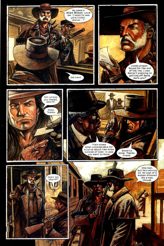 Read online Apache Skies comic -  Issue #1 - 18