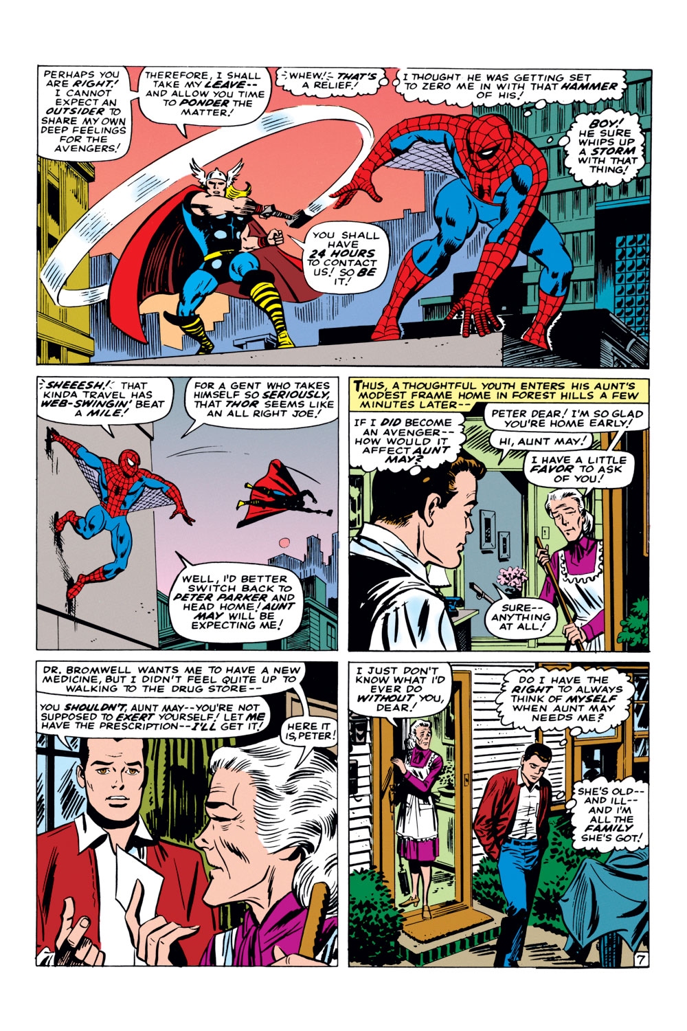 The Amazing Spider-Man (1963) _Annual_3 Page 7