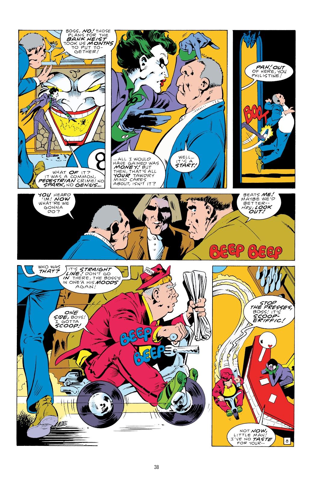 Read online Detective Comics (1937) comic -  Issue # _TPB Batman - The Dark Knight Detective 1 (Part 1) - 38