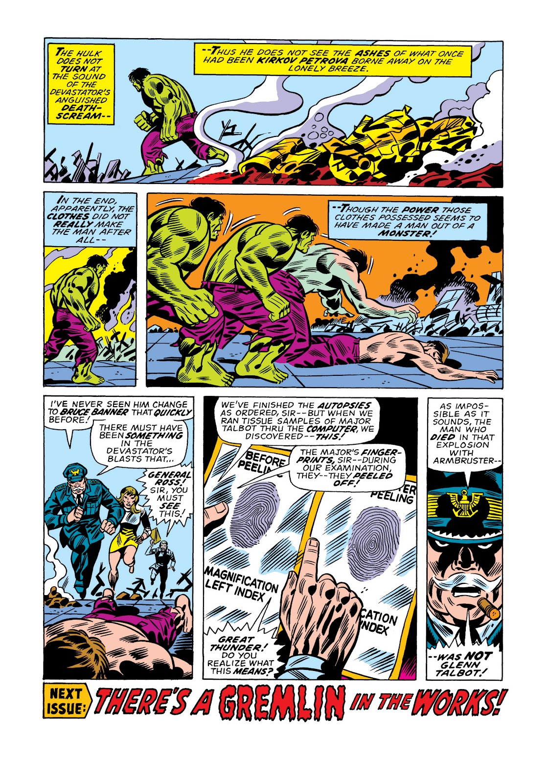 Read online Marvel Masterworks: The Incredible Hulk comic -  Issue # TPB 11 (Part 1) - 62