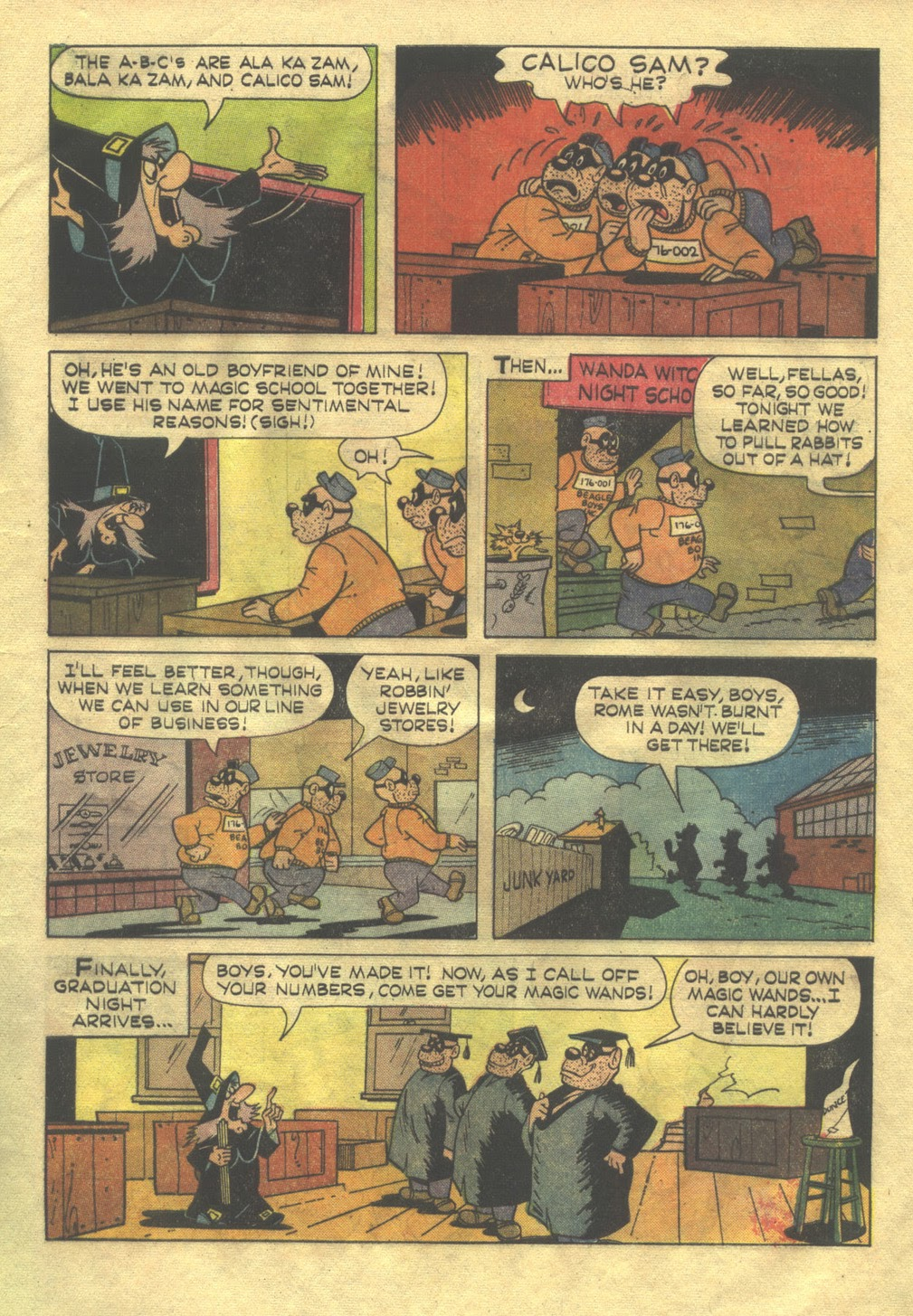 Walt Disney THE BEAGLE BOYS issue 2 - Page 5