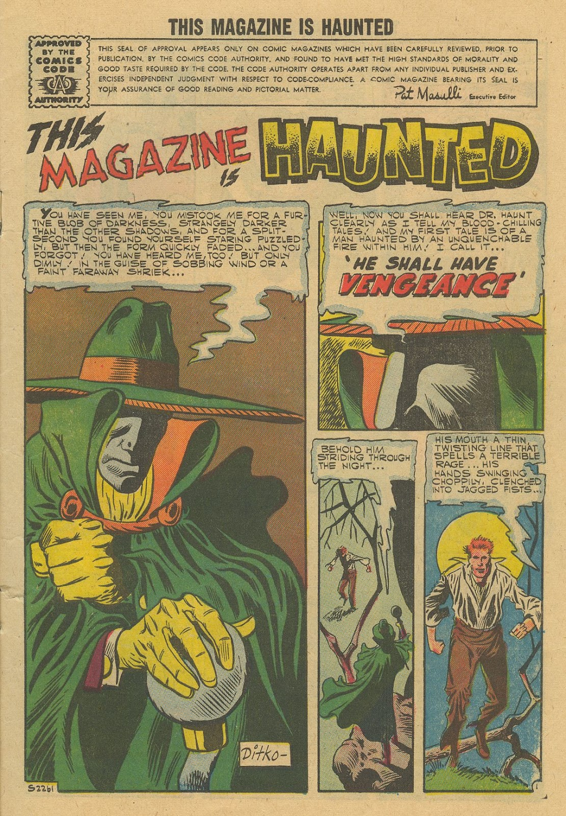 Read online This Magazine Is Haunted comic -  Issue #13 - 3