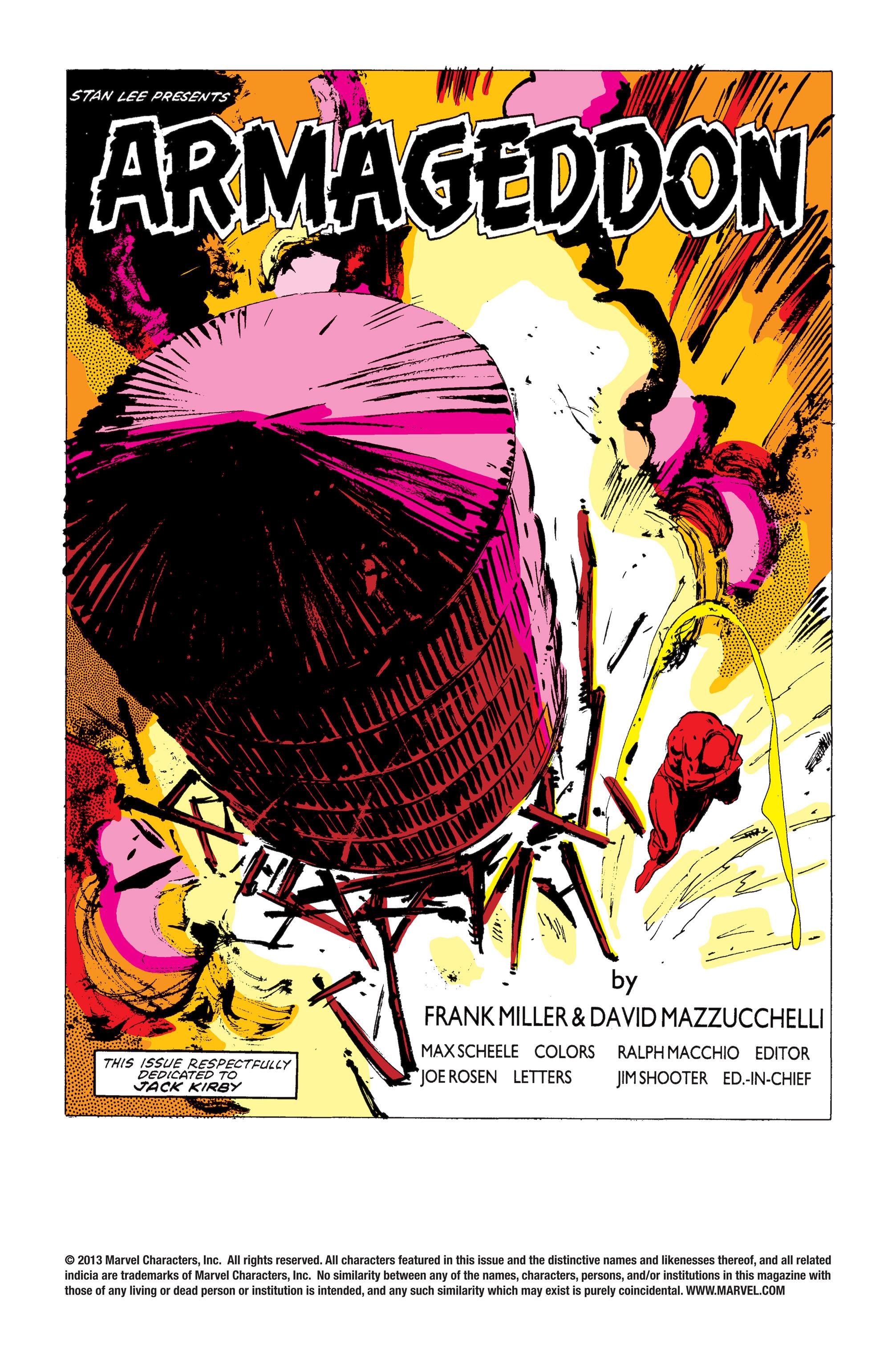 Read online Daredevil: Born Again comic -  Issue # Full - 170