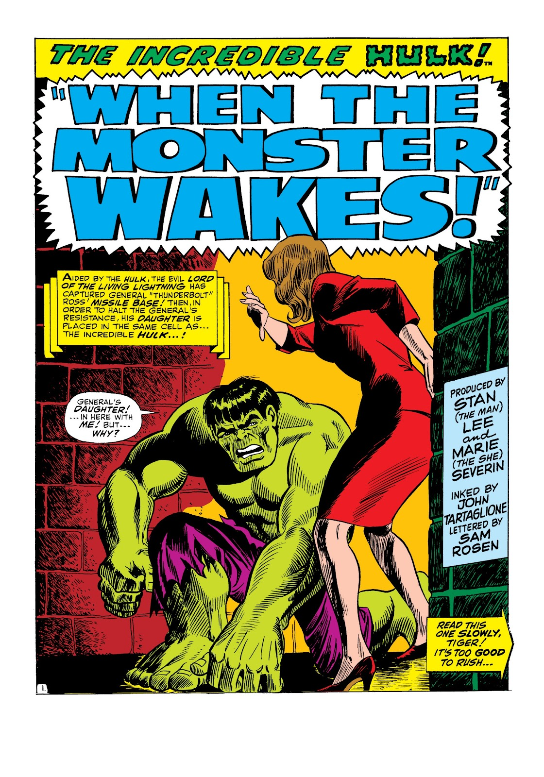 Read online Marvel Masterworks: The Incredible Hulk comic -  Issue # TPB 3 (Part 3) - 17