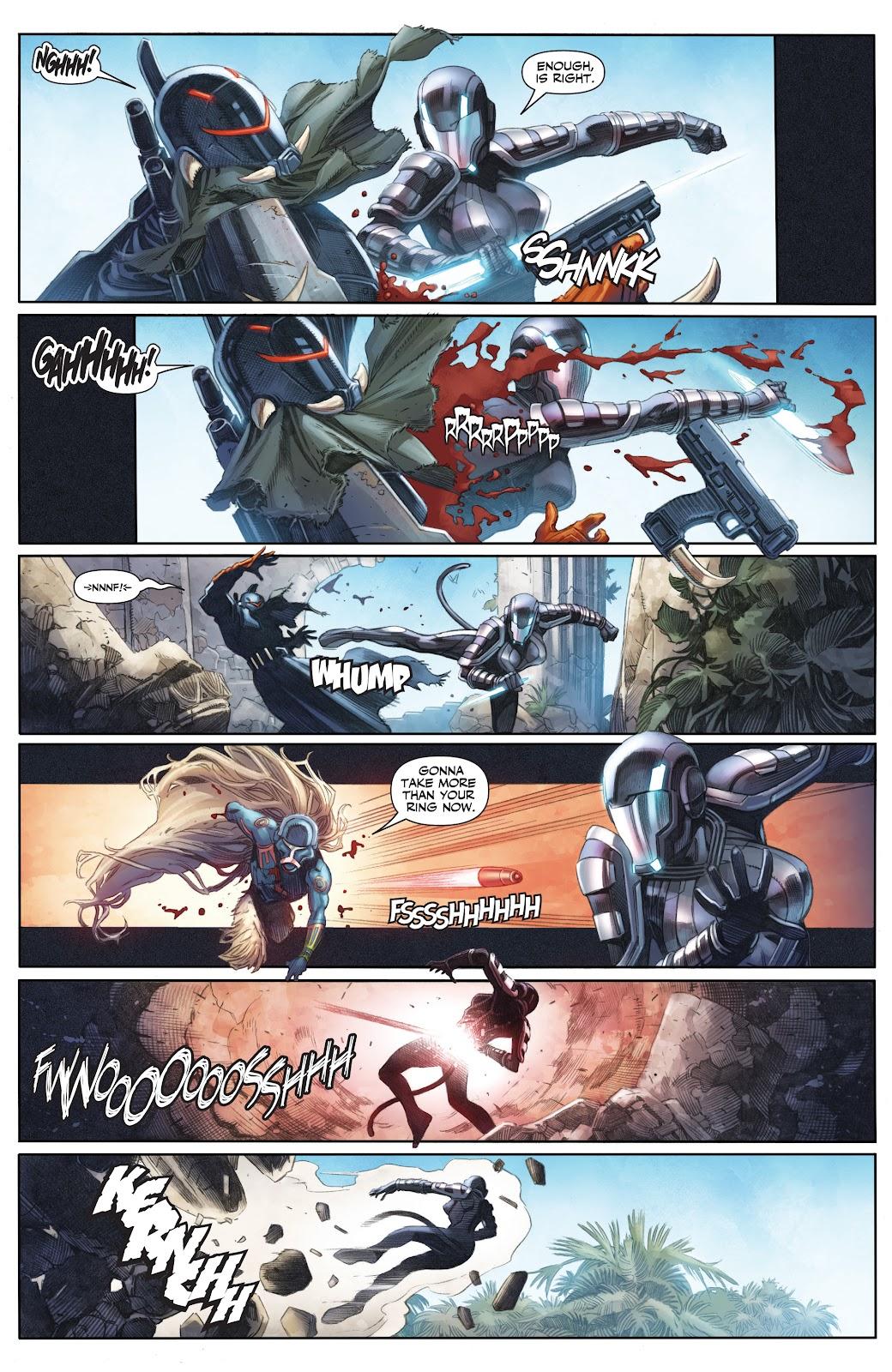 Read online X-O Manowar (2017) comic -  Issue #25 - 10