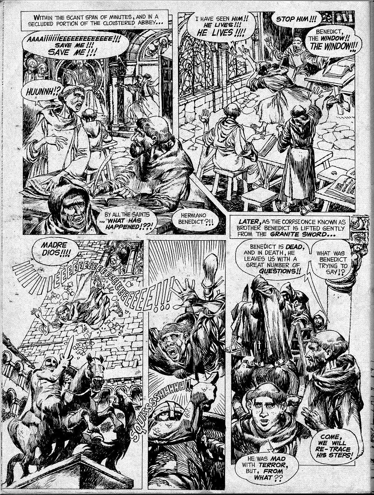Nightmare (1970) issue 10 - Page 51