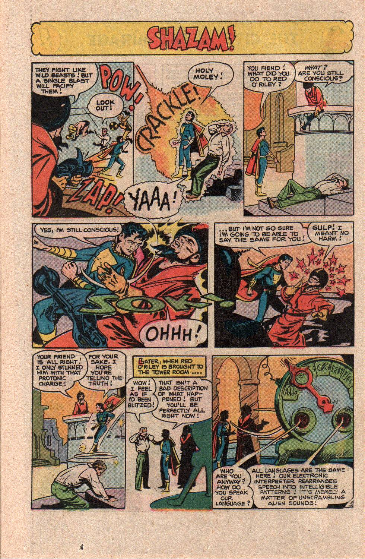 Read online Shazam! (1973) comic -  Issue #21 - 26