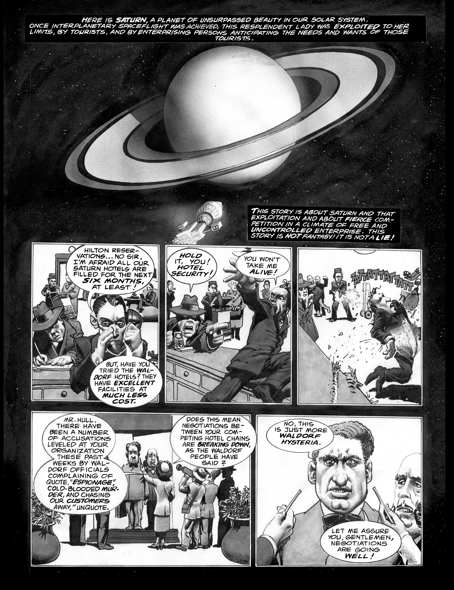 Read online Eerie Archives comic -  Issue # TPB 18 - 13