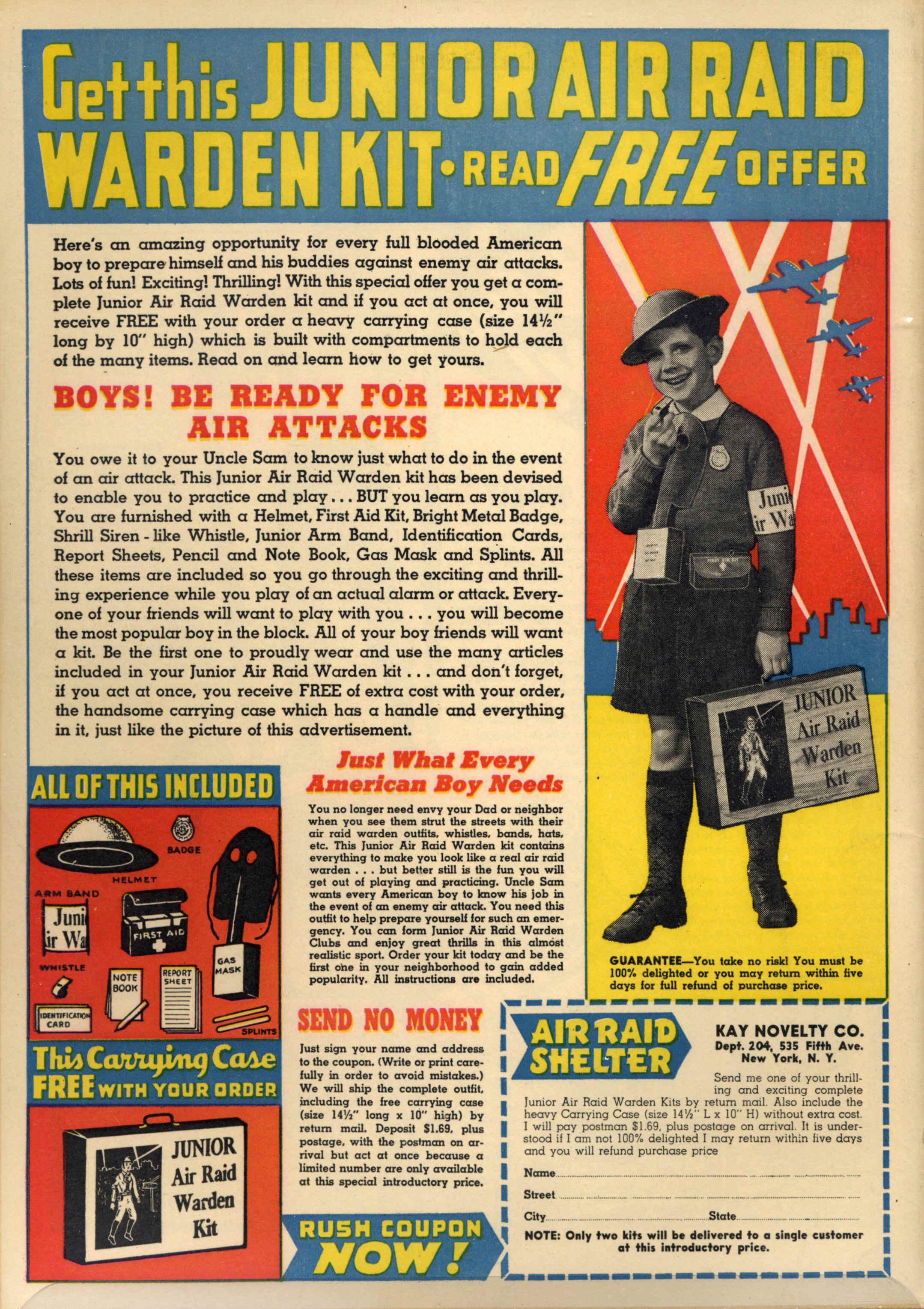 Daredevil (1941) issue 16 - Page 64