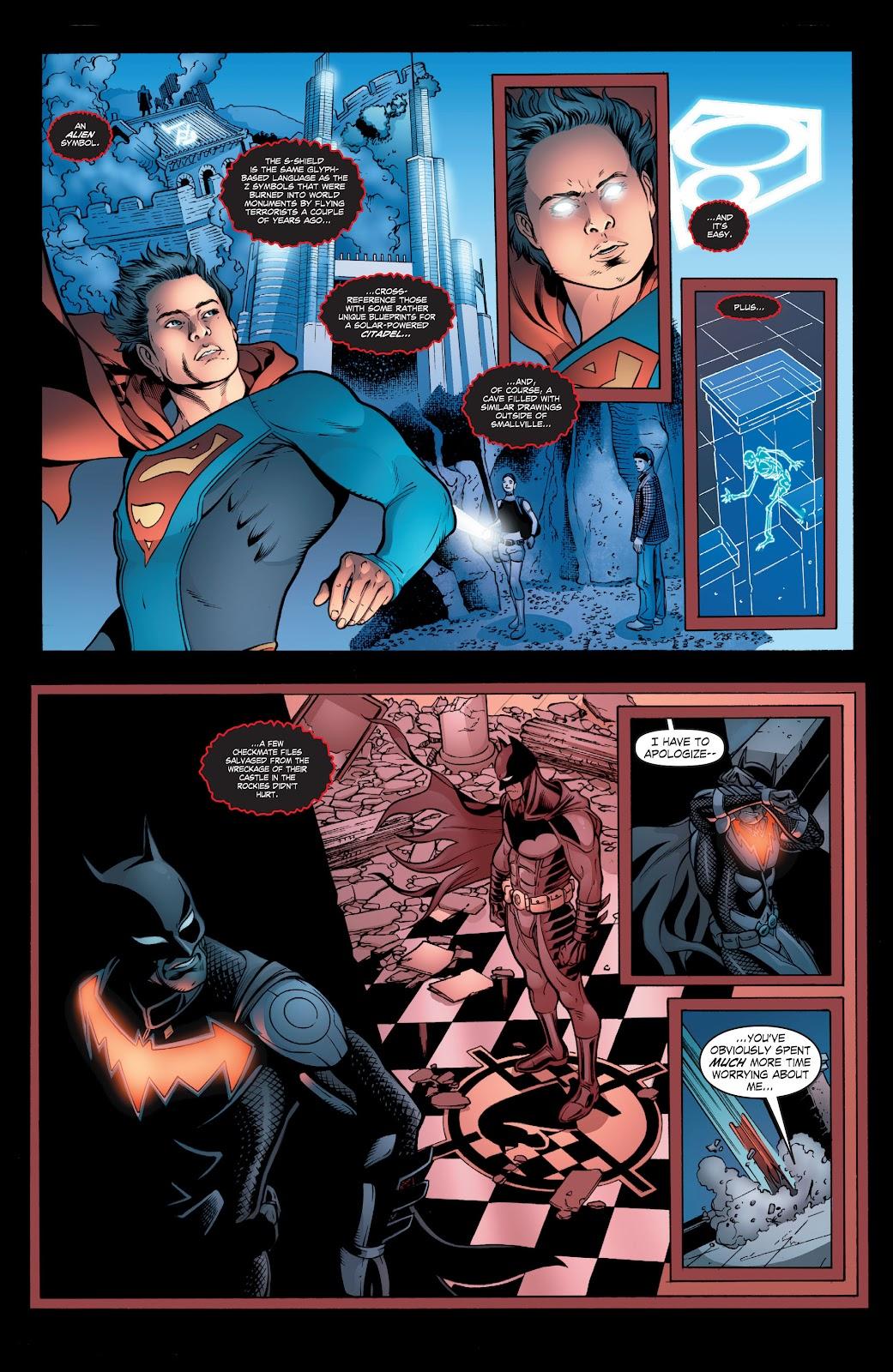 Read online Smallville Season 11 [II] comic -  Issue # TPB 2 - 44