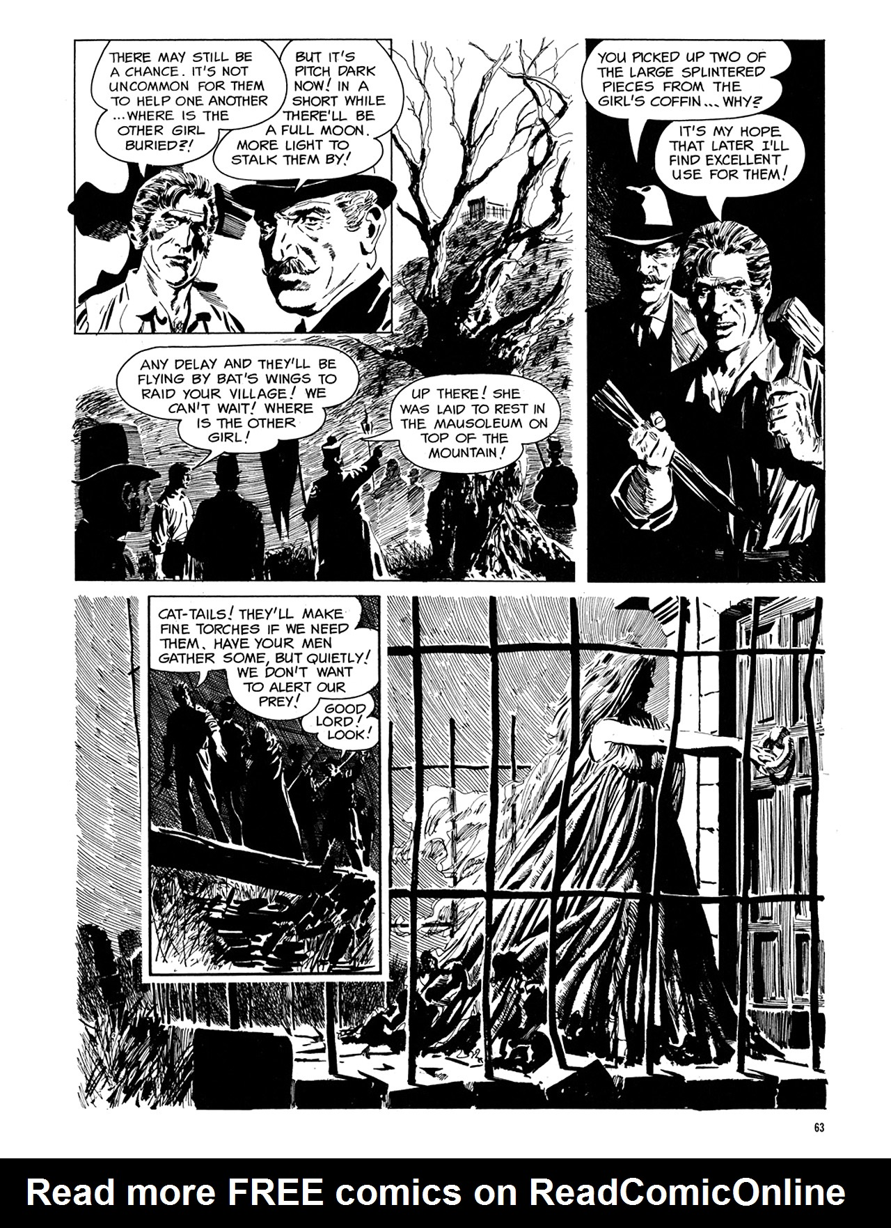Read online Eerie Archives comic -  Issue # TPB 5 - 64