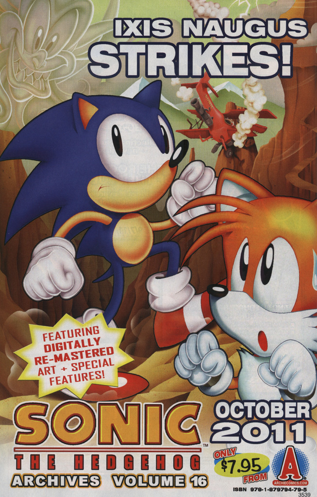 Read online Sonic Universe comic -  Issue #31 - 14