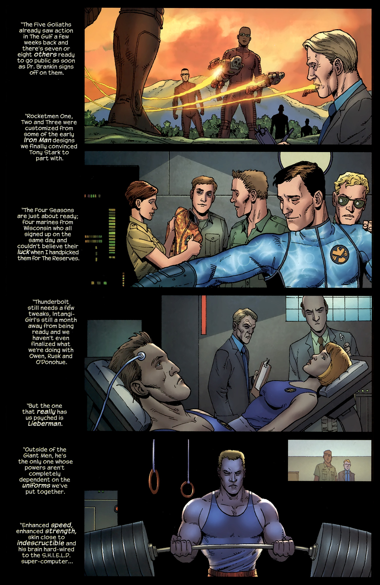 Read online Ultimates 2 comic -  Issue # _Annual 1 - 10