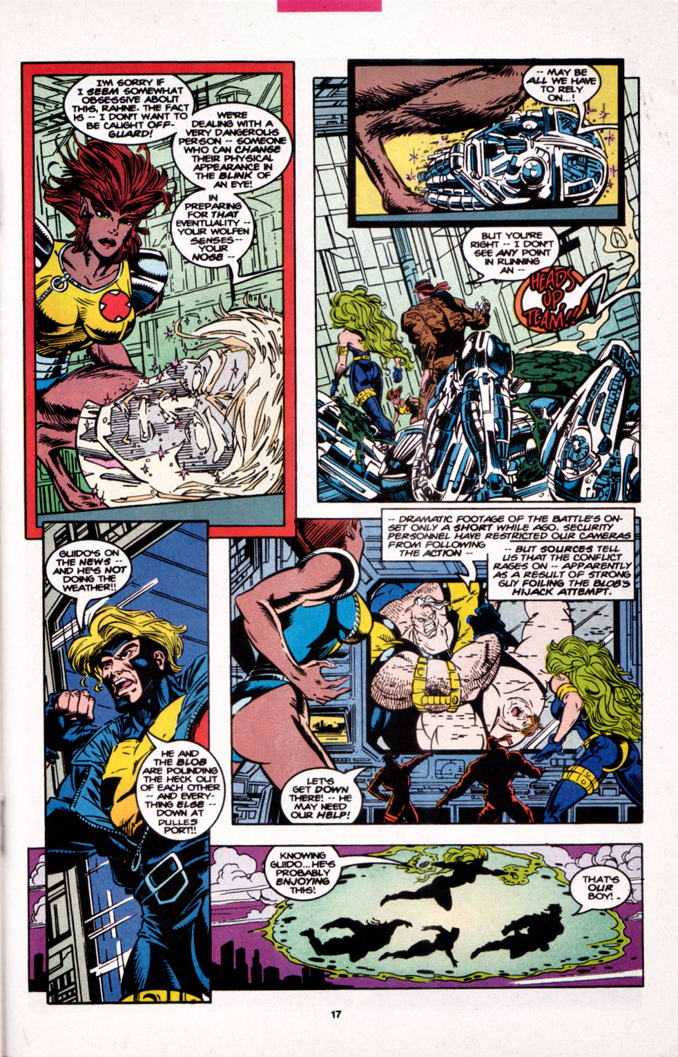 Read online X-Factor (1986) comic -  Issue #107 - 13