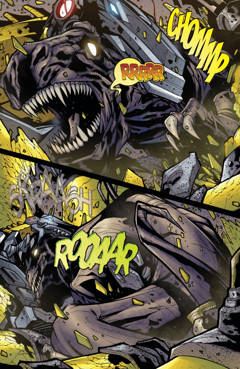 Read online Transformers Prime: Beast Hunters comic -  Issue #4 - 7